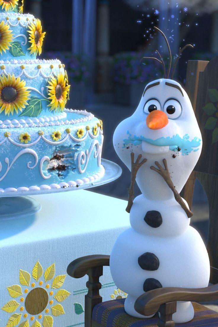 Frozen Desktop Wallpaper Olaf