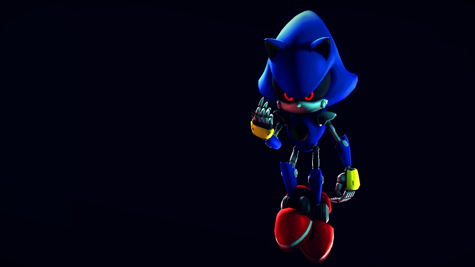 metal sonic wallpaper  Metal Sonic Wallpapers - Wallpaper Cave