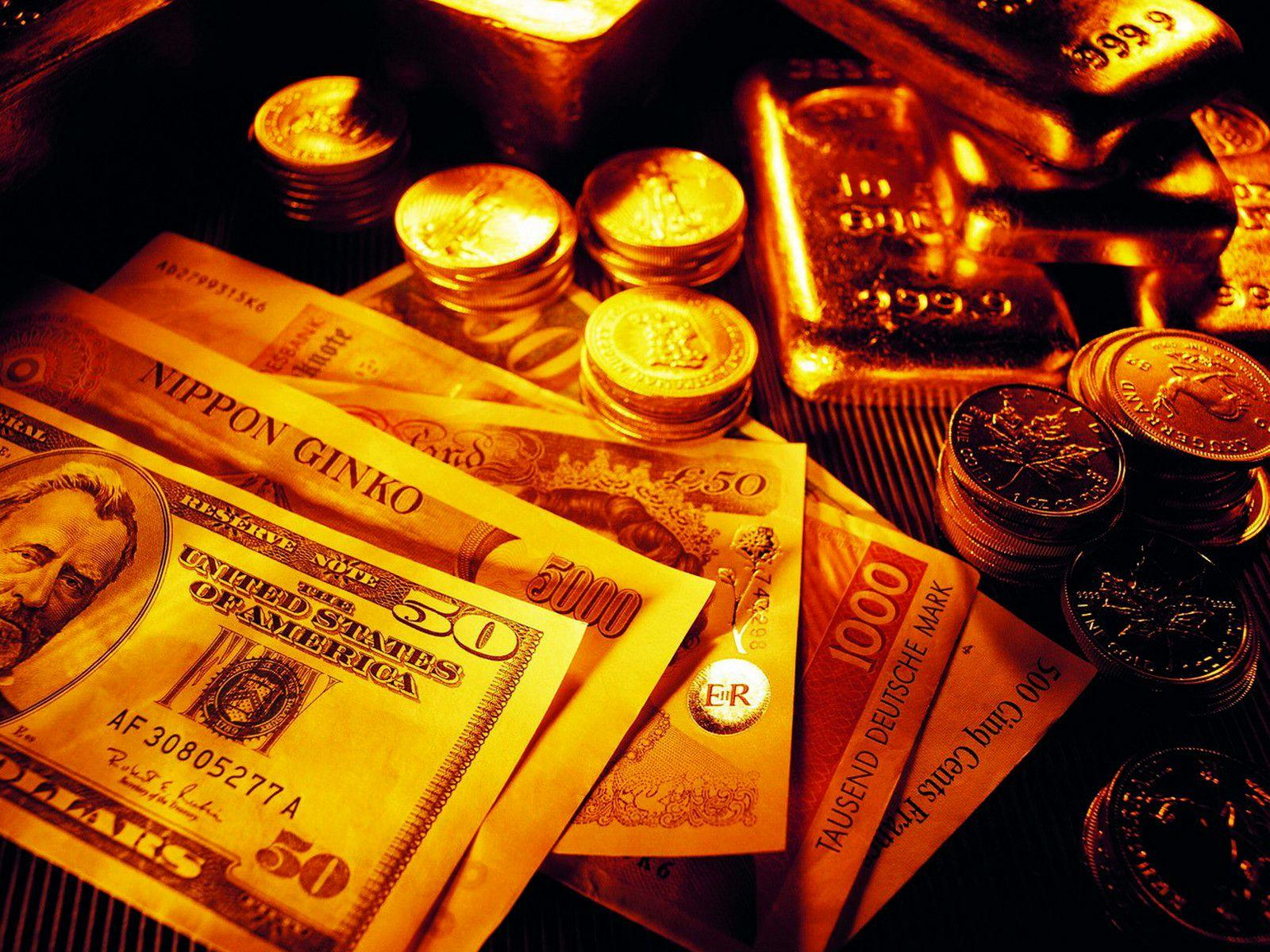GOLD BARS AND COINS HD WALLPAPERS STOCK PHOTOS For Windows 7