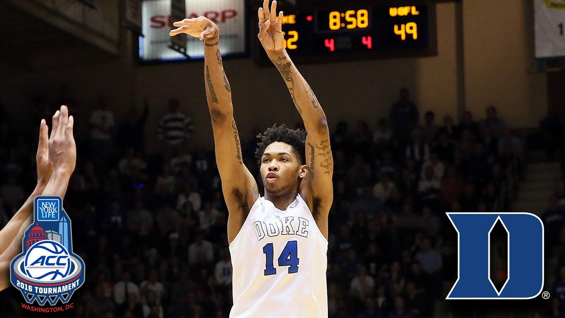 Brandon Ingram Makes Impressive ACC Tournament Debut vs. NC State