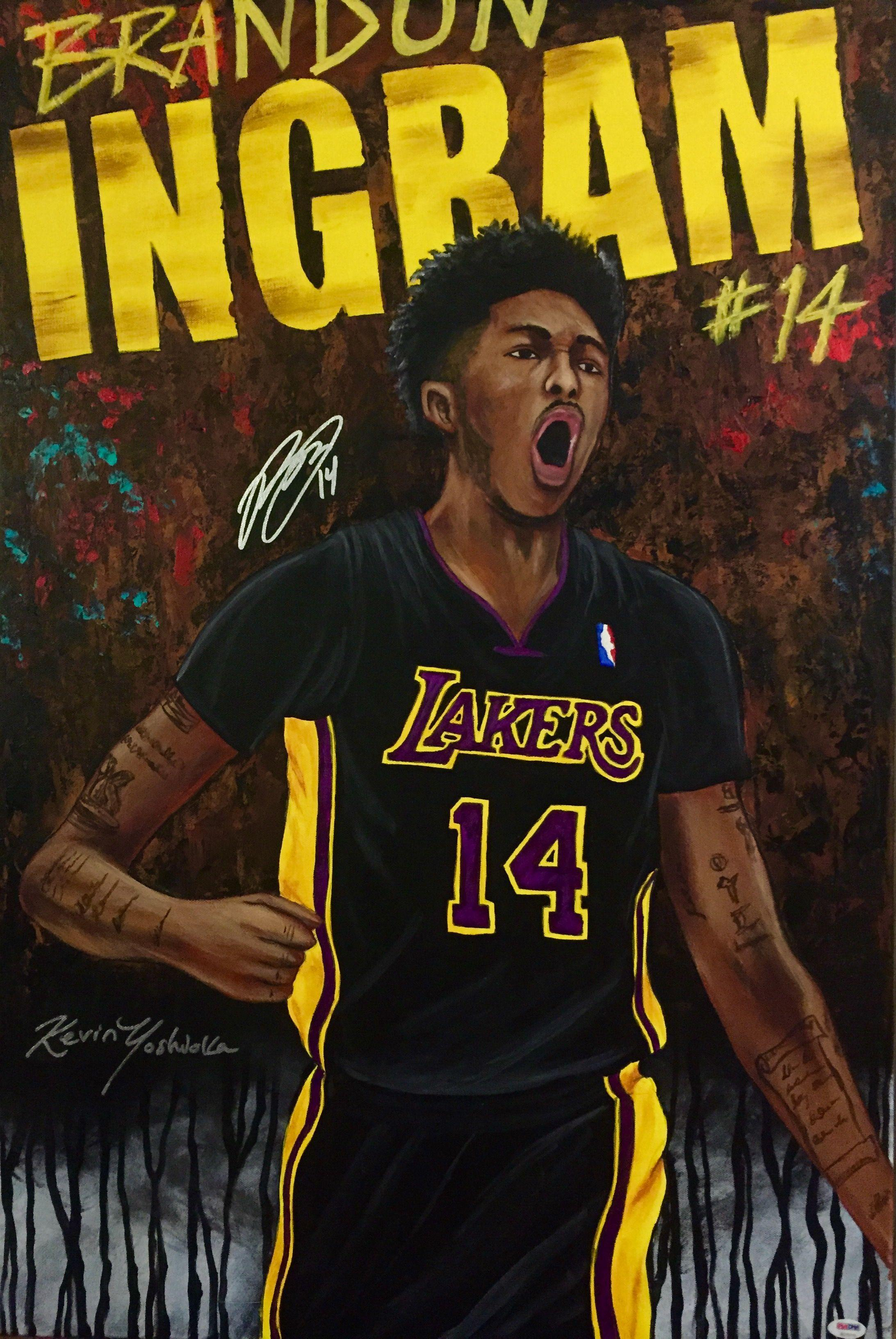 Brandon Ingram by whatevah32