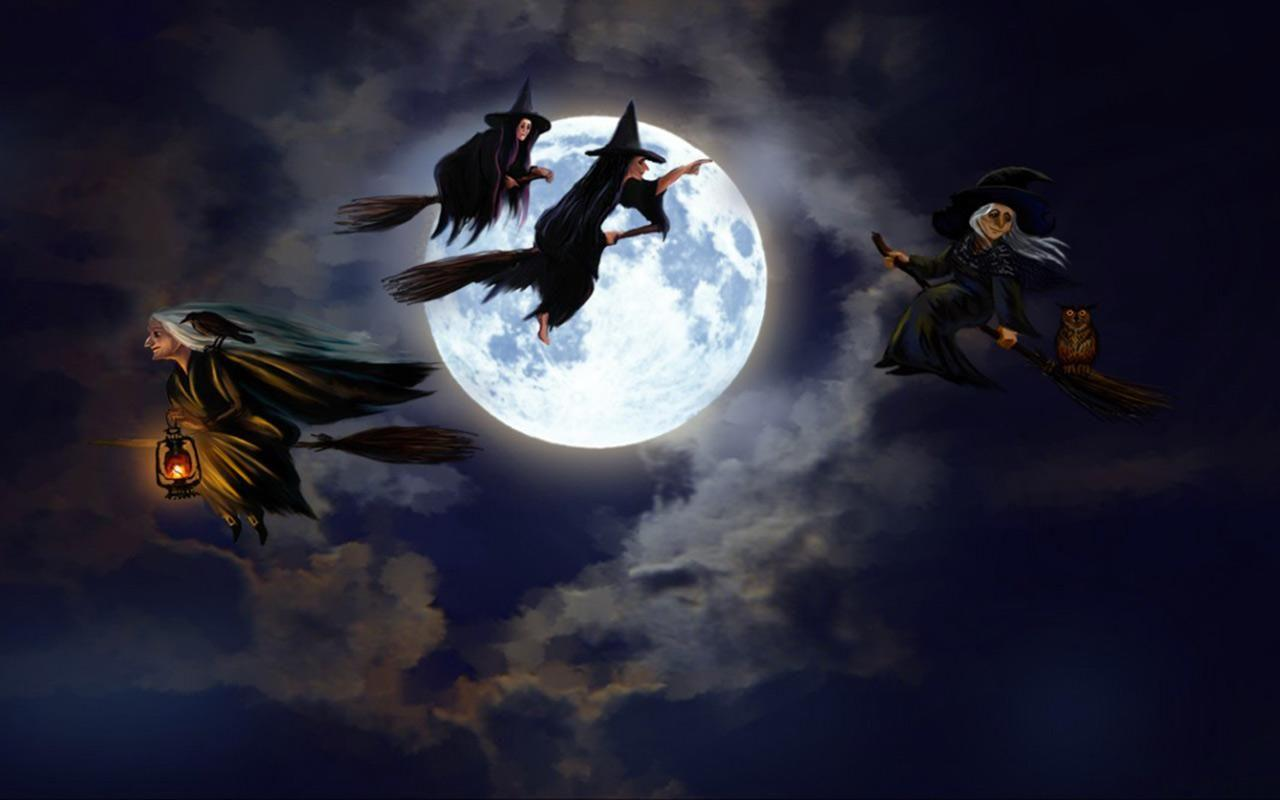 Halloween Witch 2017 Wallpapers - Wallpaper Cave