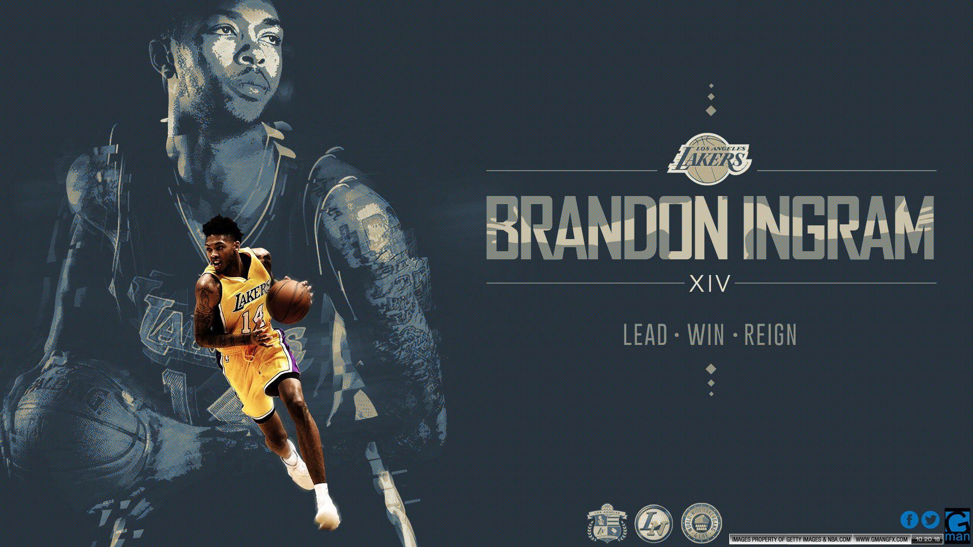 Brandon Ingram Wallpapers