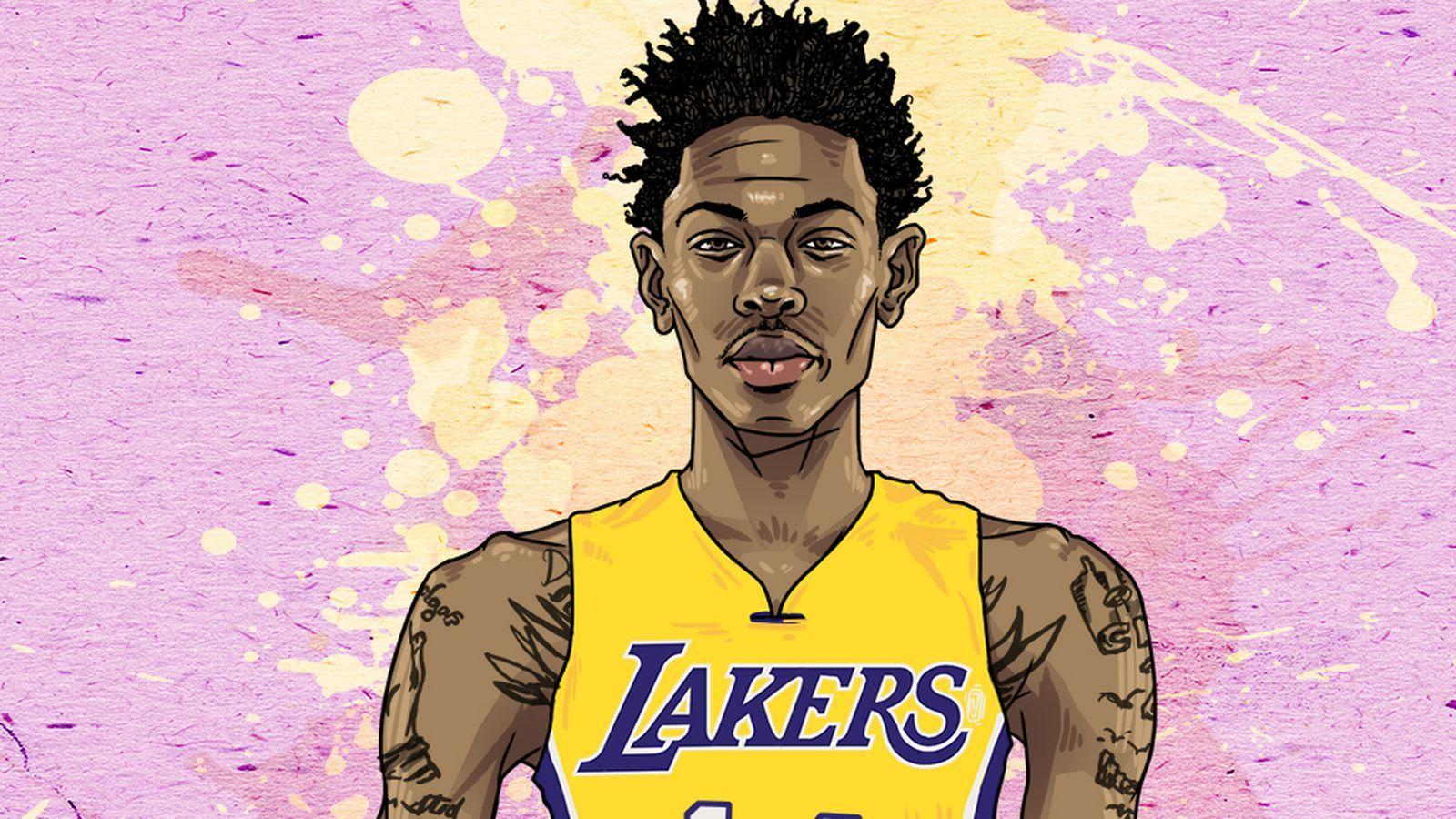 Lakers select Brandon Ingram with the No. 2 pick in the 2016 NBA