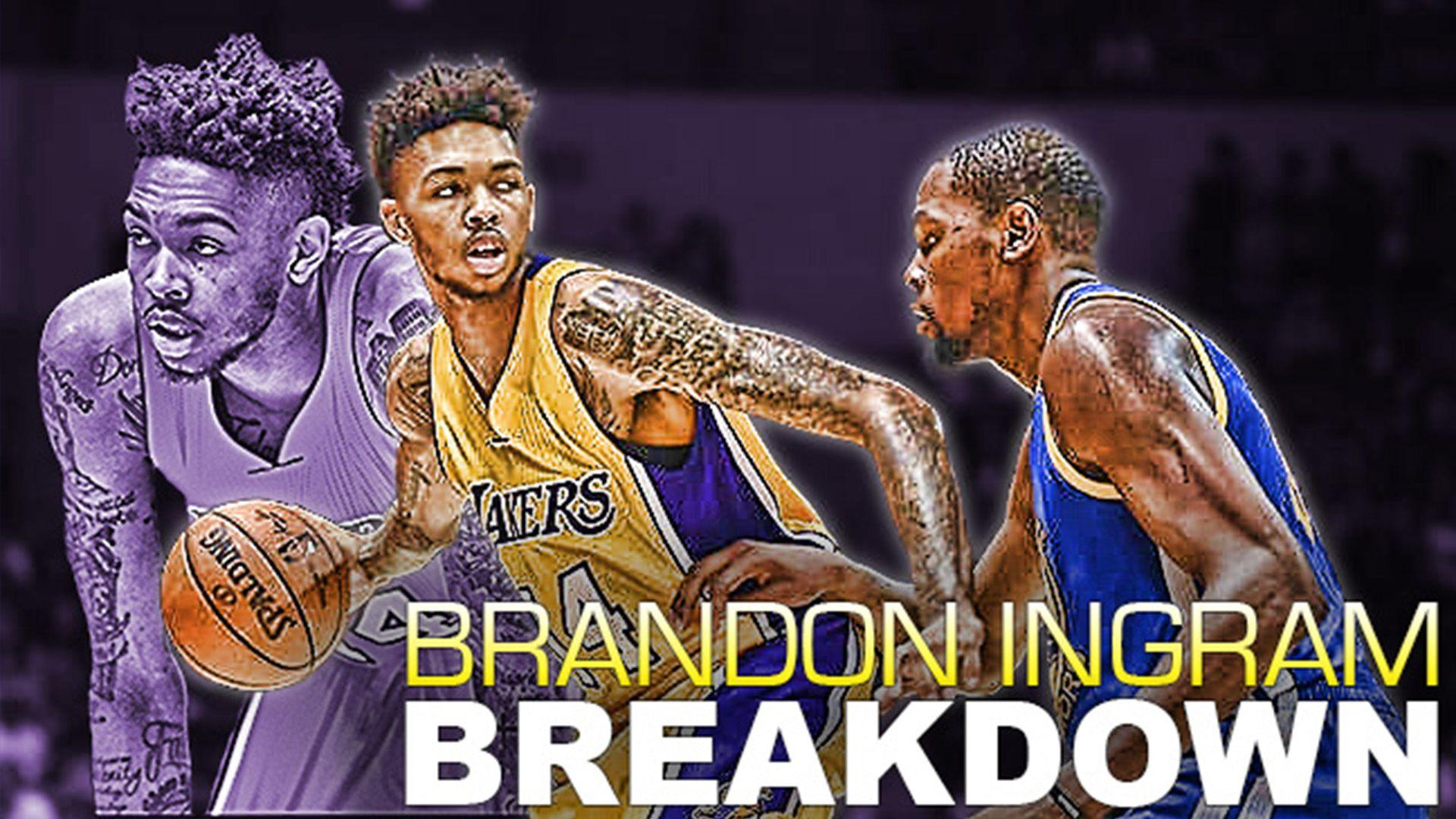 Lakers Brandon Ingram Breakdown! Full Rookie Offensive Breakdown