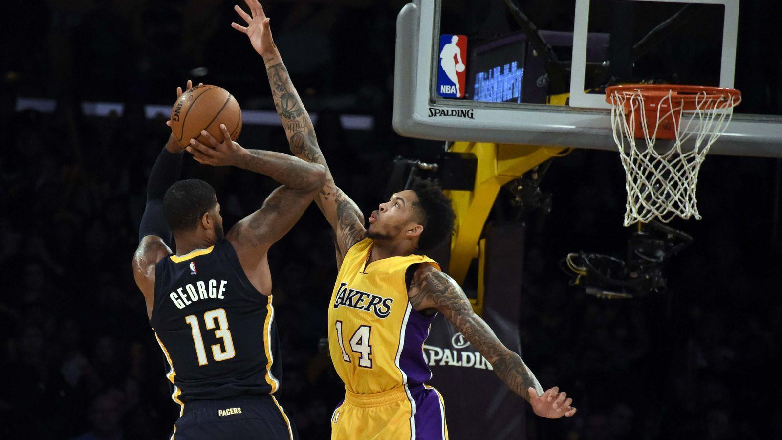 Lakers Podcast: How would Brandon Ingram and Paul George fit