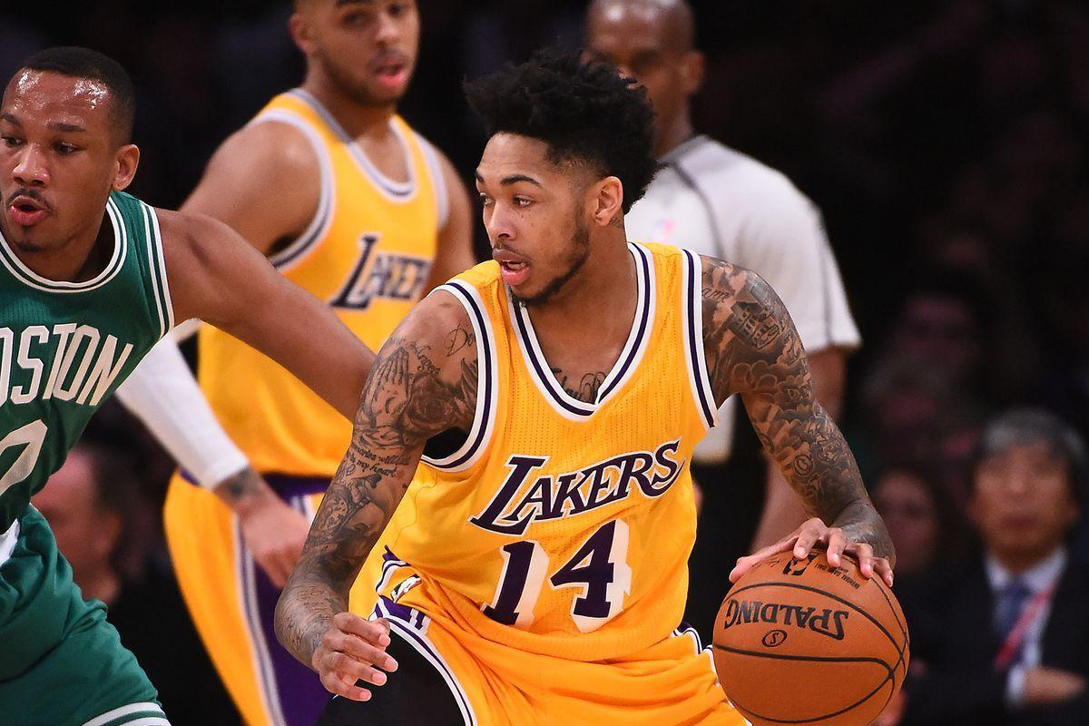 Luke Walton says the Lakers may try to get Brandon Ingram to shoot