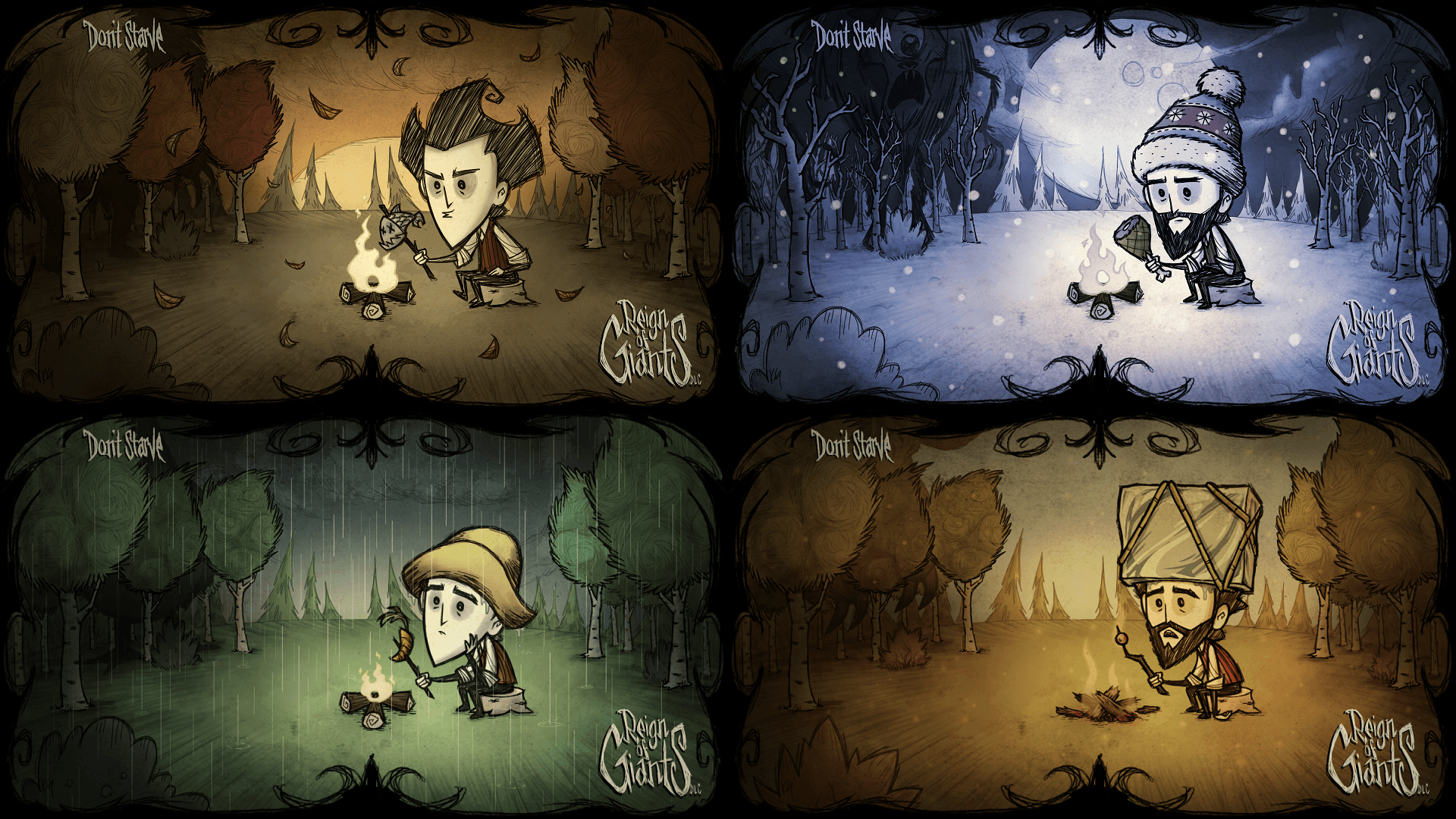 Don T Starve Wallpapers Wallpaper Cave