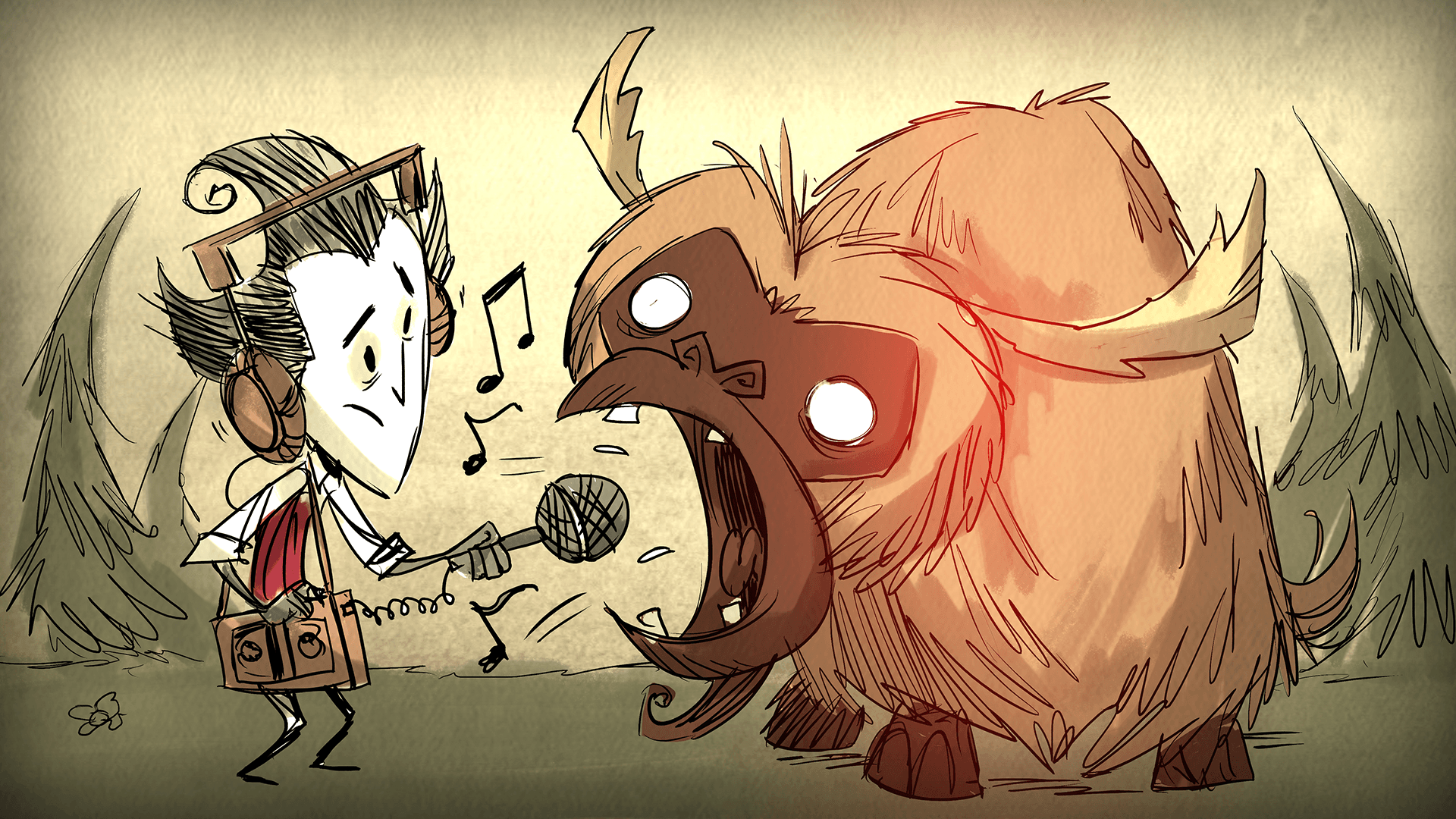 Dont Starve Wallpapers Wallpaper Cave