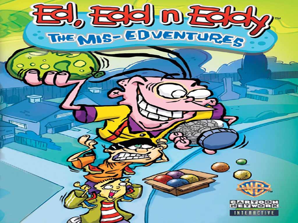 Top Cartoon Wallpapers: Best Ed,edd n Eddy Wallpapers