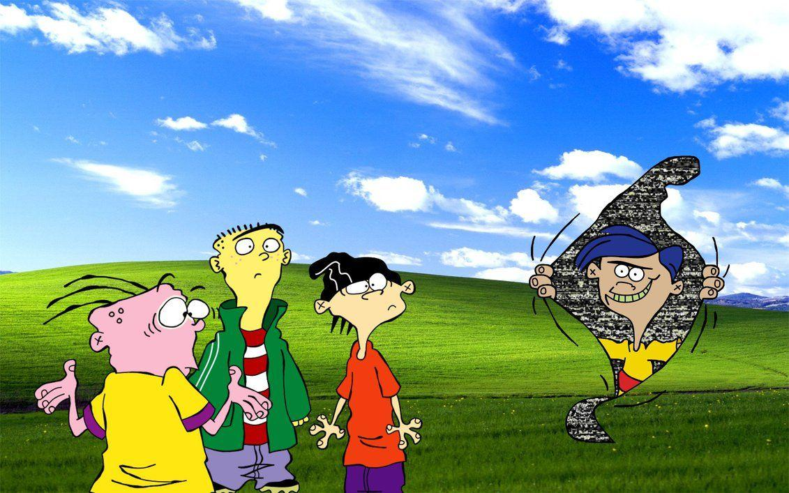Ed, Edd n Eddy Windows XP Wallpapers 4 by SBolton123