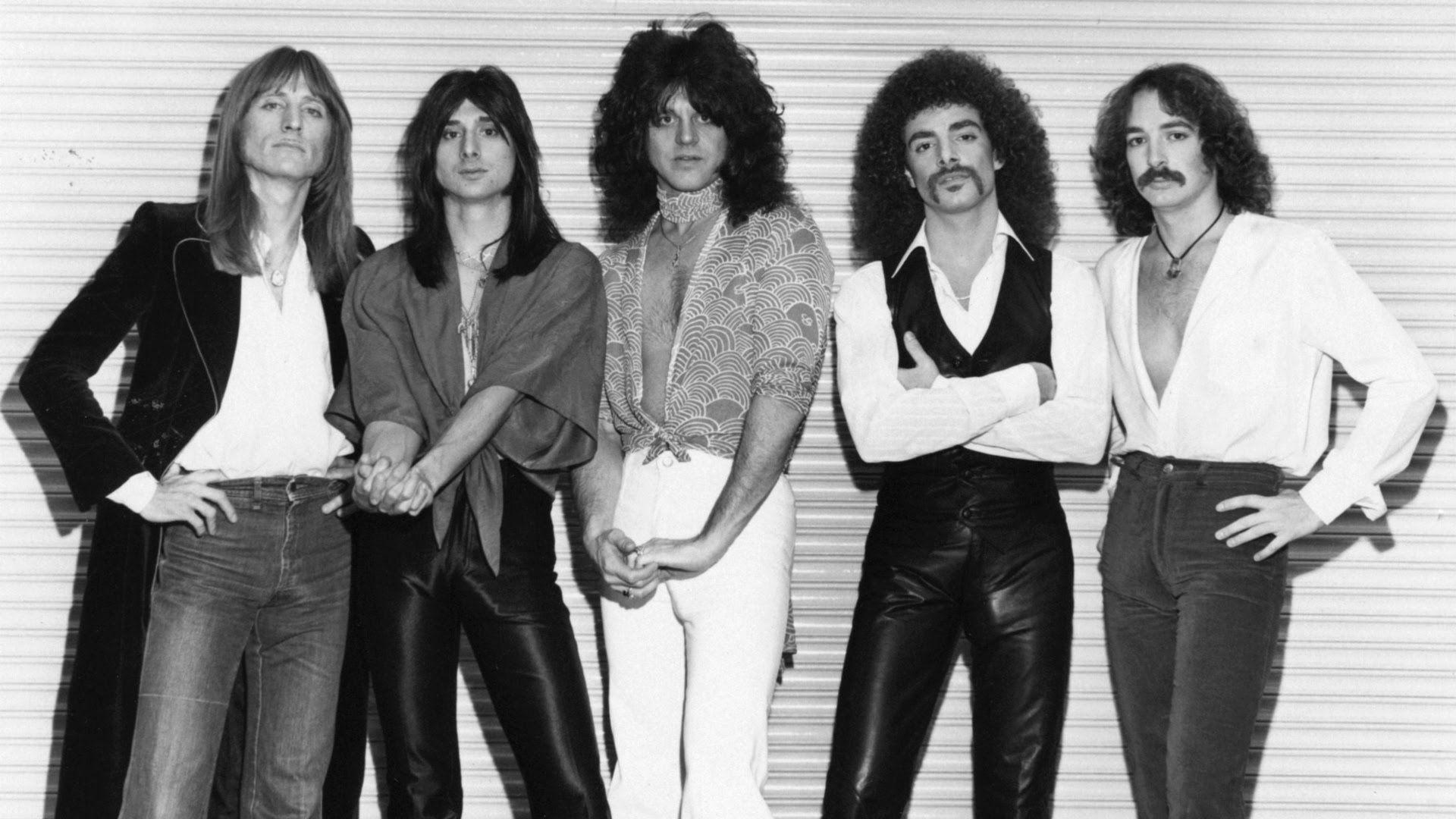 JOURNEY STEVE PERRY- - Midnight Special Feb. 25, 1978 - YouTube