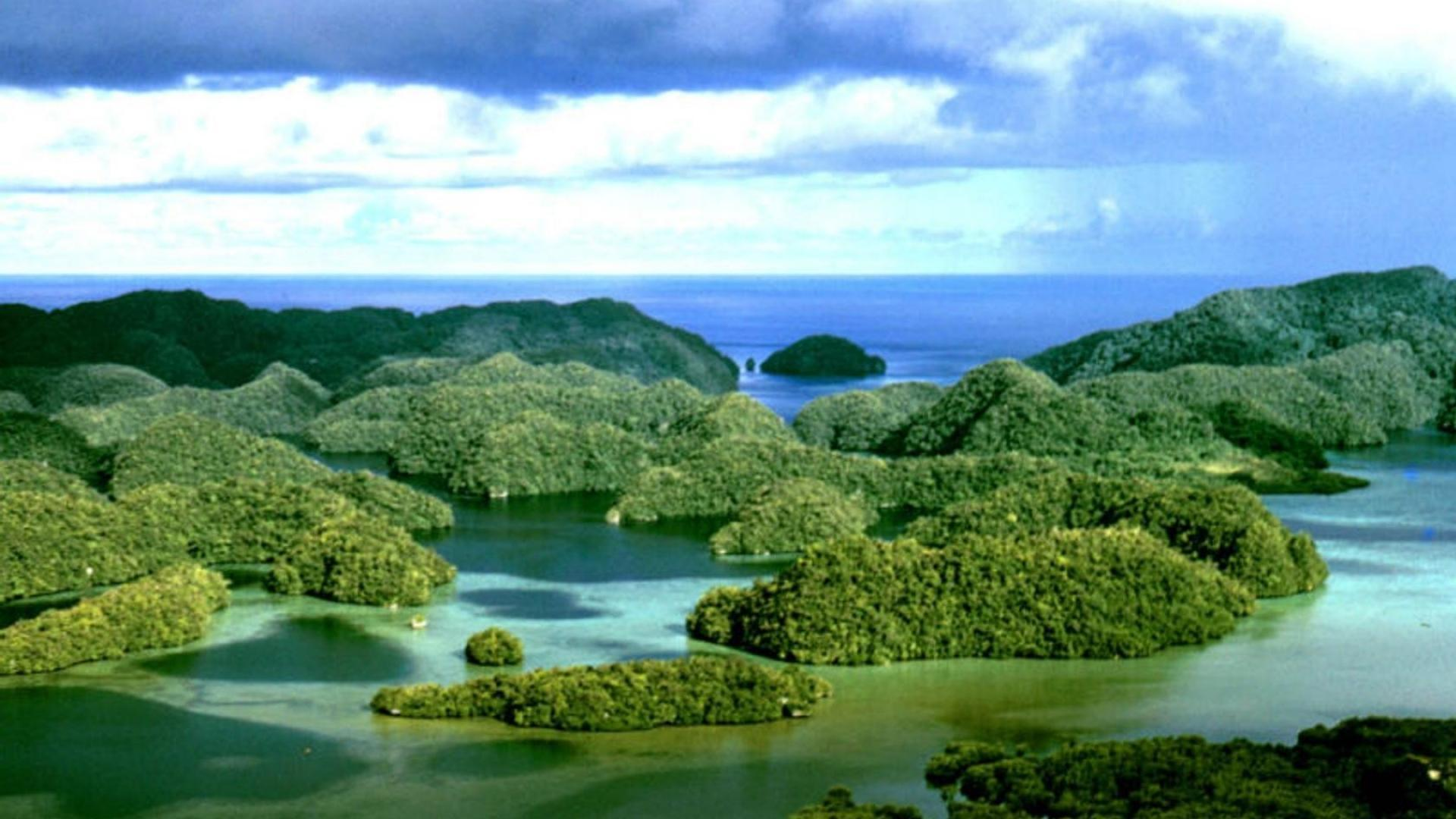 Rock islands palau wallpapers