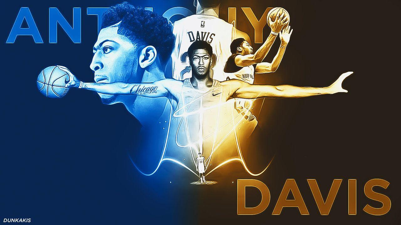 Anthony Davis 2017 Wallpapers - Wallpaper Cave