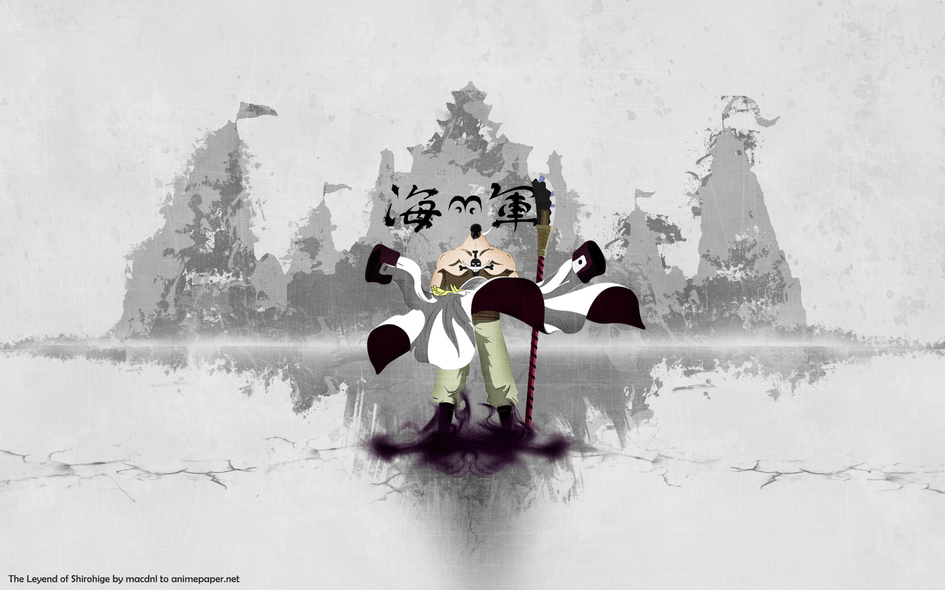 This whitebeard wallpapers is amazing : OnePiece