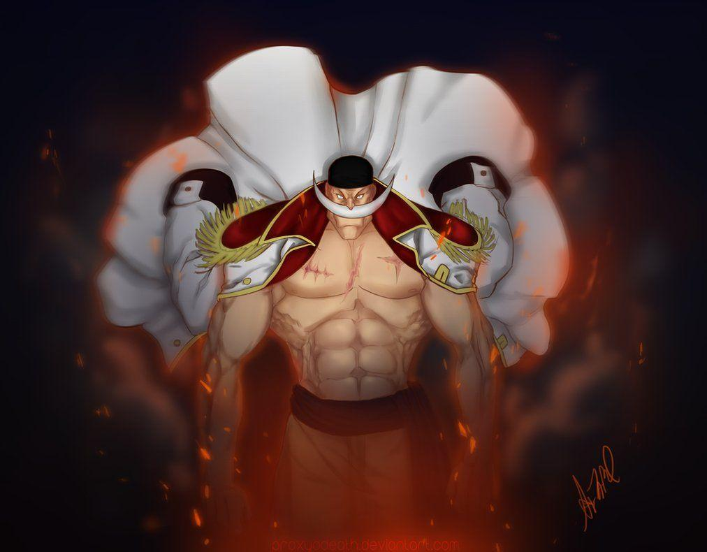 Whitebeard: The Almighty by proXyOdeaTh
