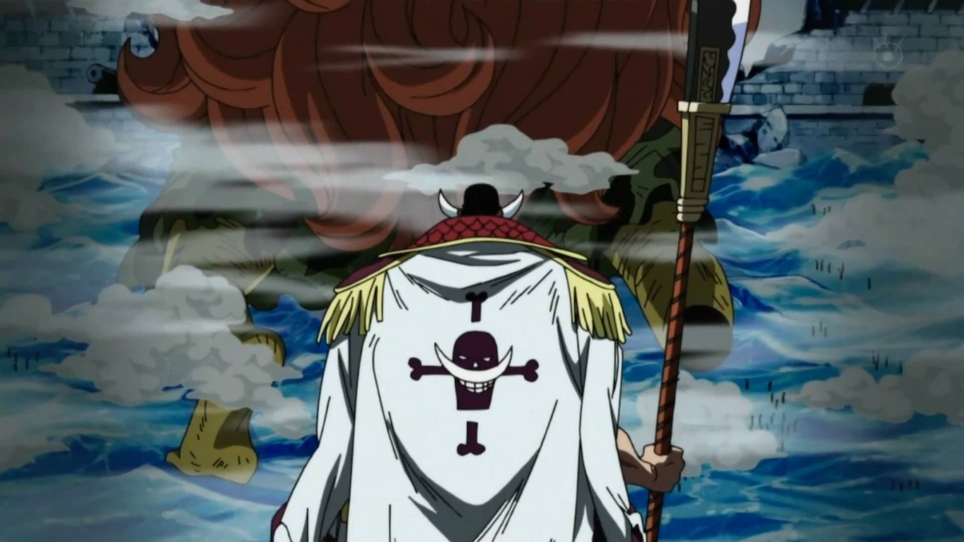 One Piece Whitebeard Wallpapers - Wallpaper Cave
