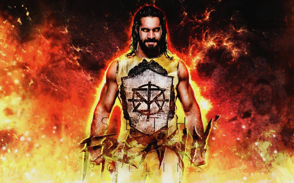 Seth Rollins 2018 Wallpapers Wallpaper Cave