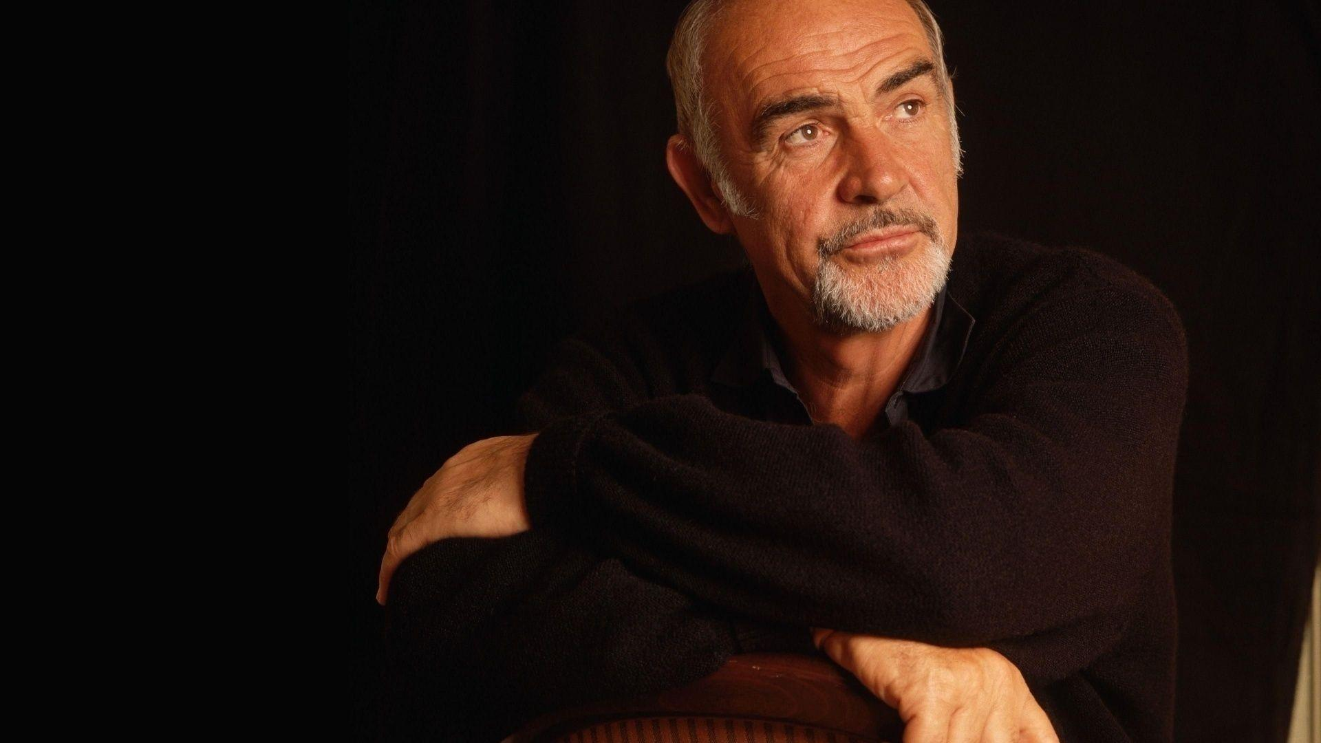 Download Wallpaper 1920x1080 Sean connery, Man, Actor, Producer ...