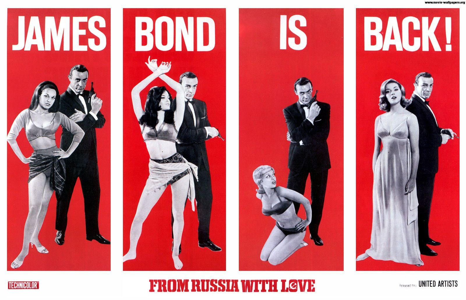 7 From Russia With Love HD Wallpapers | Backgrounds - Wallpaper Abyss