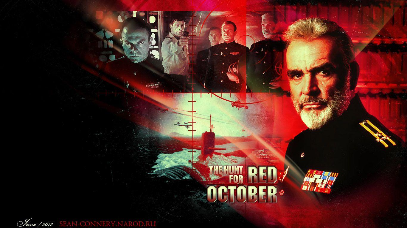 Sean Connery. The Hunt for Red October Wallpapers. by Bormoglot on ...