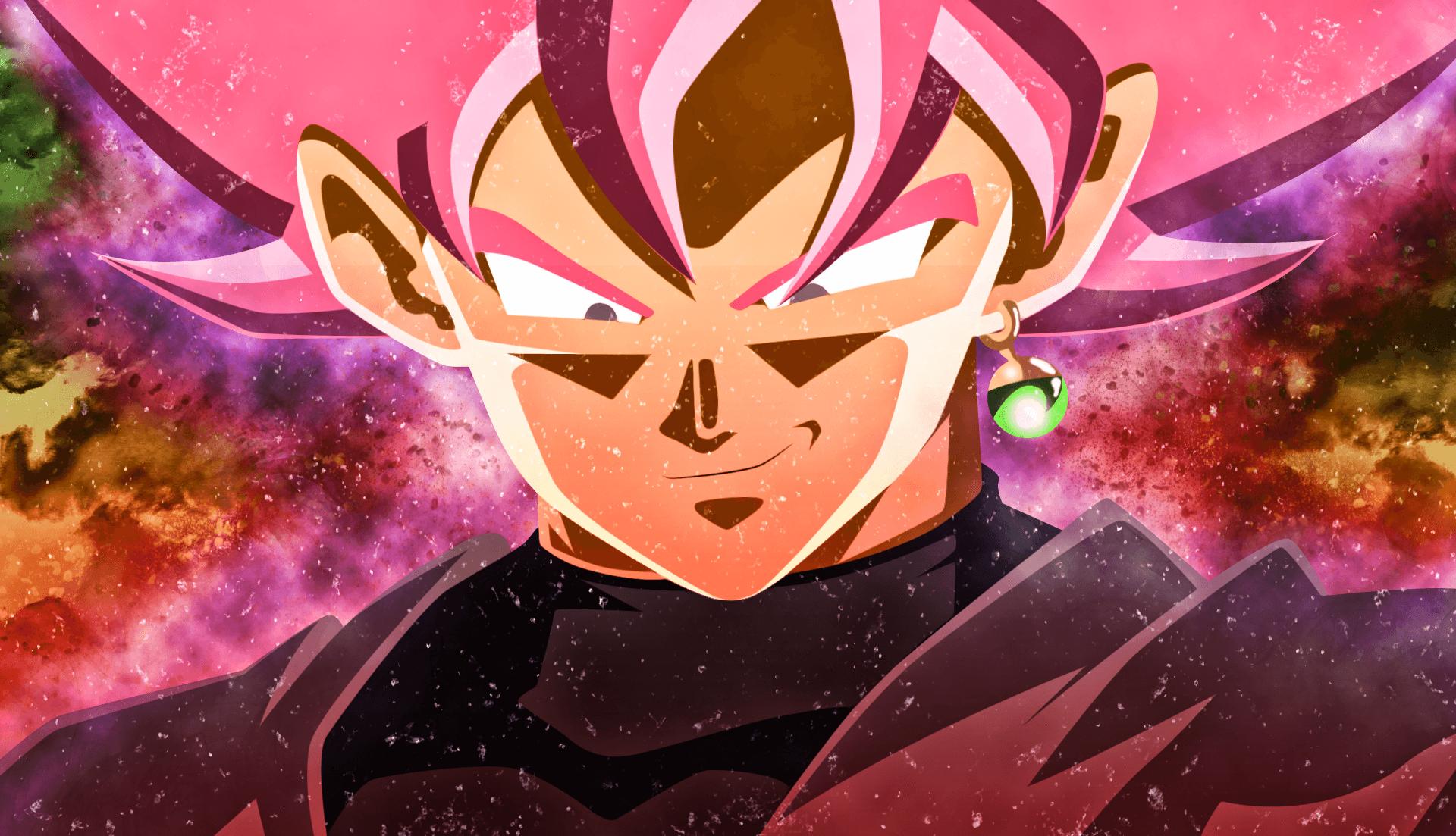 Super Saiyan Rose Wallpaper Hd: Black Goku Wallpapers