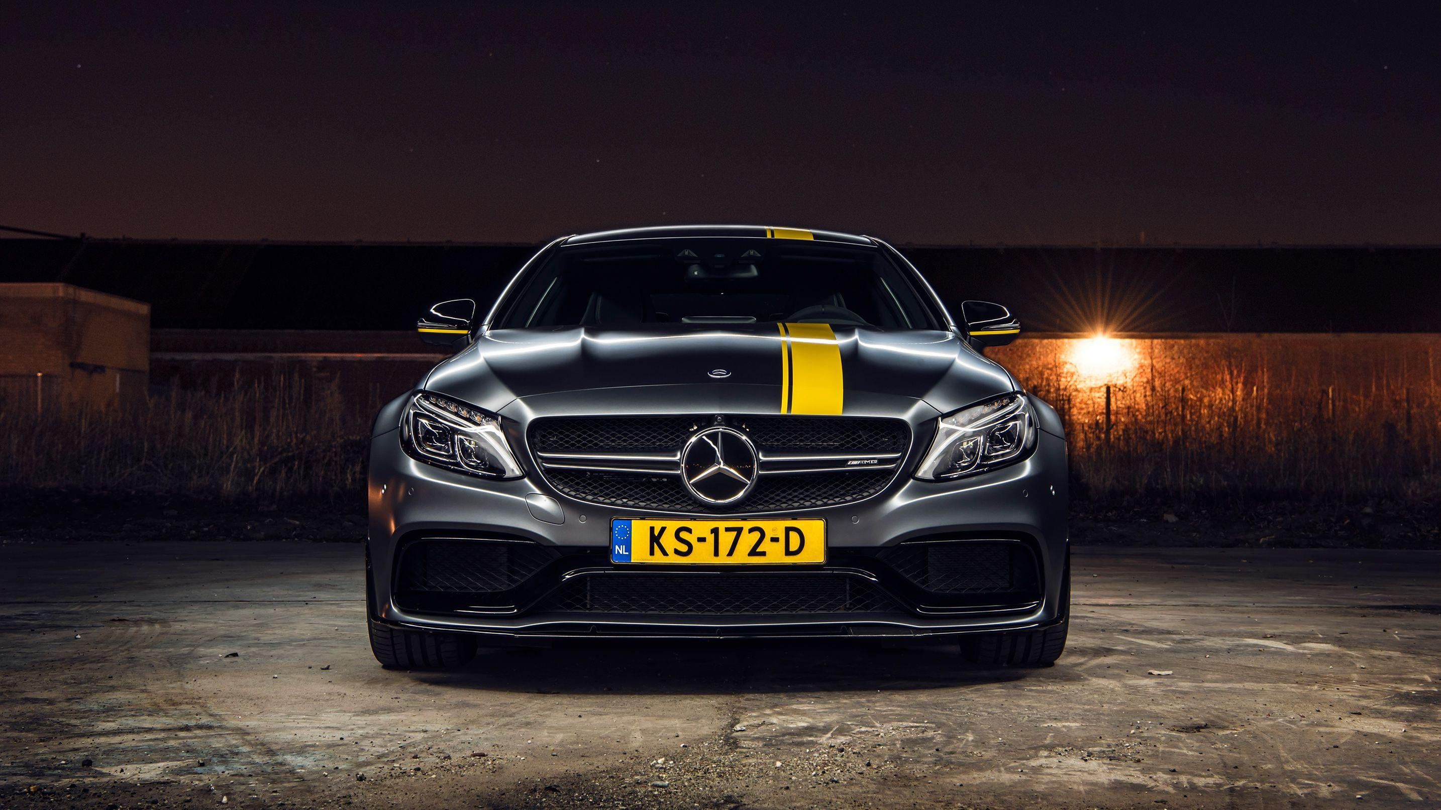 Mercedes-AMG C63 Wallpapers - Wallpaper Cave