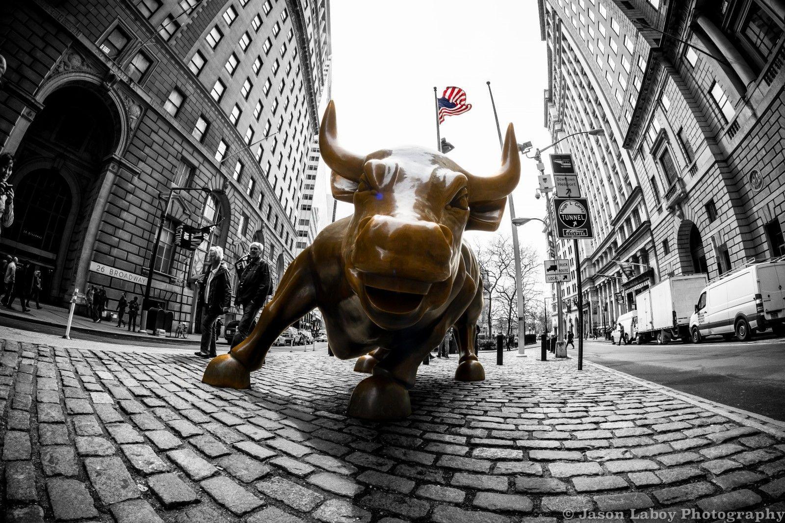 Wall Street HD Wallpap...