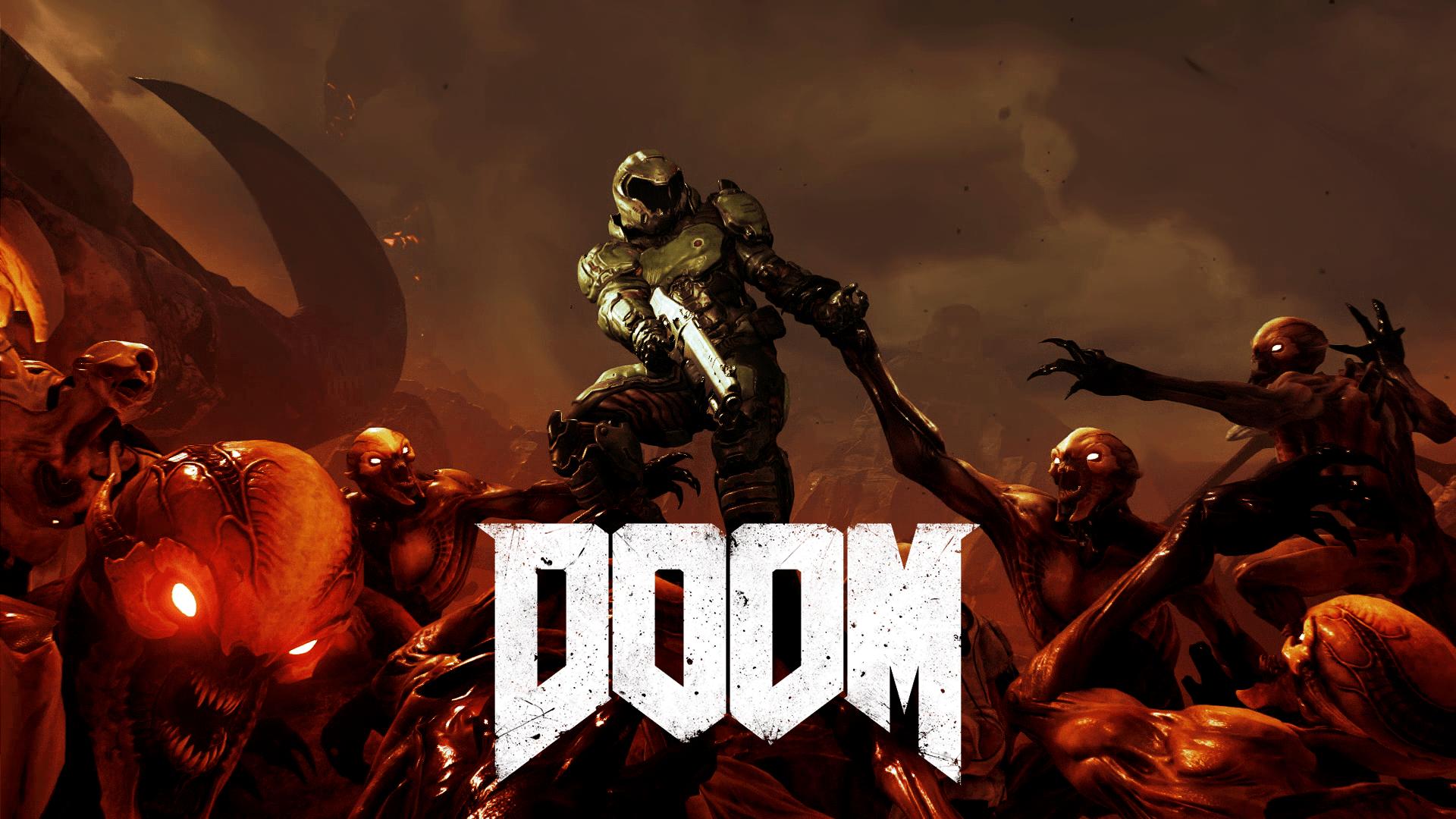 Doom 2016 Wallpapers Wallpaper Cave