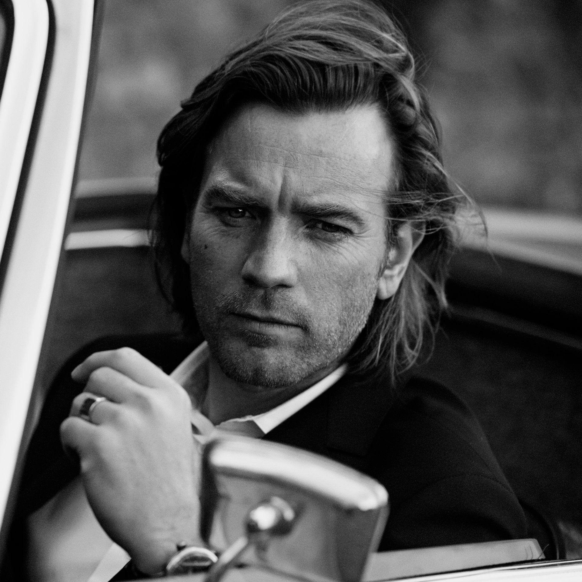 ewan mcgregor photoshoot for the company iwc schaffhausen HD wallpapers