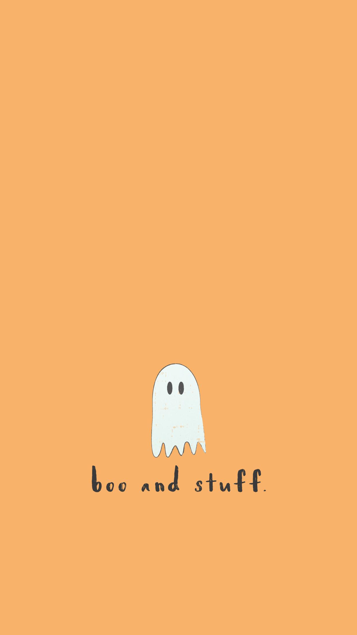 Halloween Ghosts Wallpapers - Wallpaper Cave
