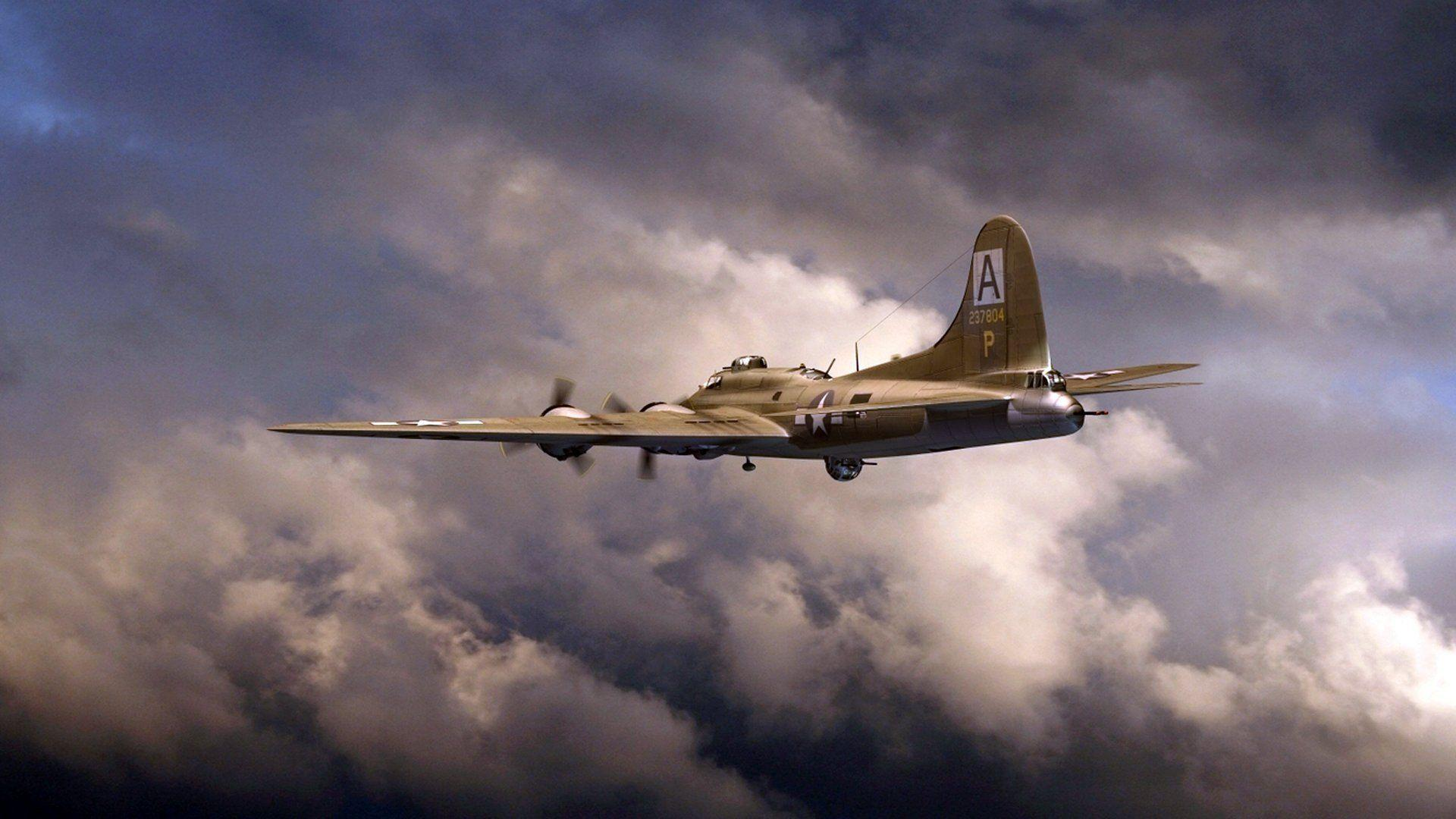 B 17 Flying Fortress Wallpaper 73 images  Get the Best
