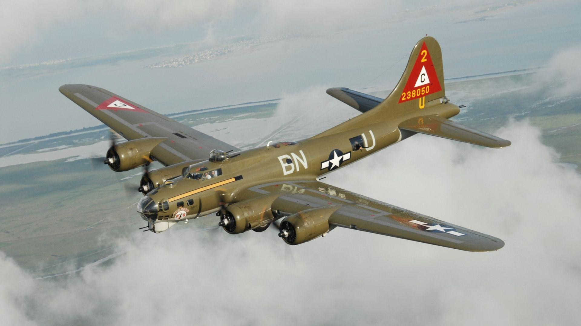 Boeing B 17 Flying Fortress Wallpapers Wallpaper Cave