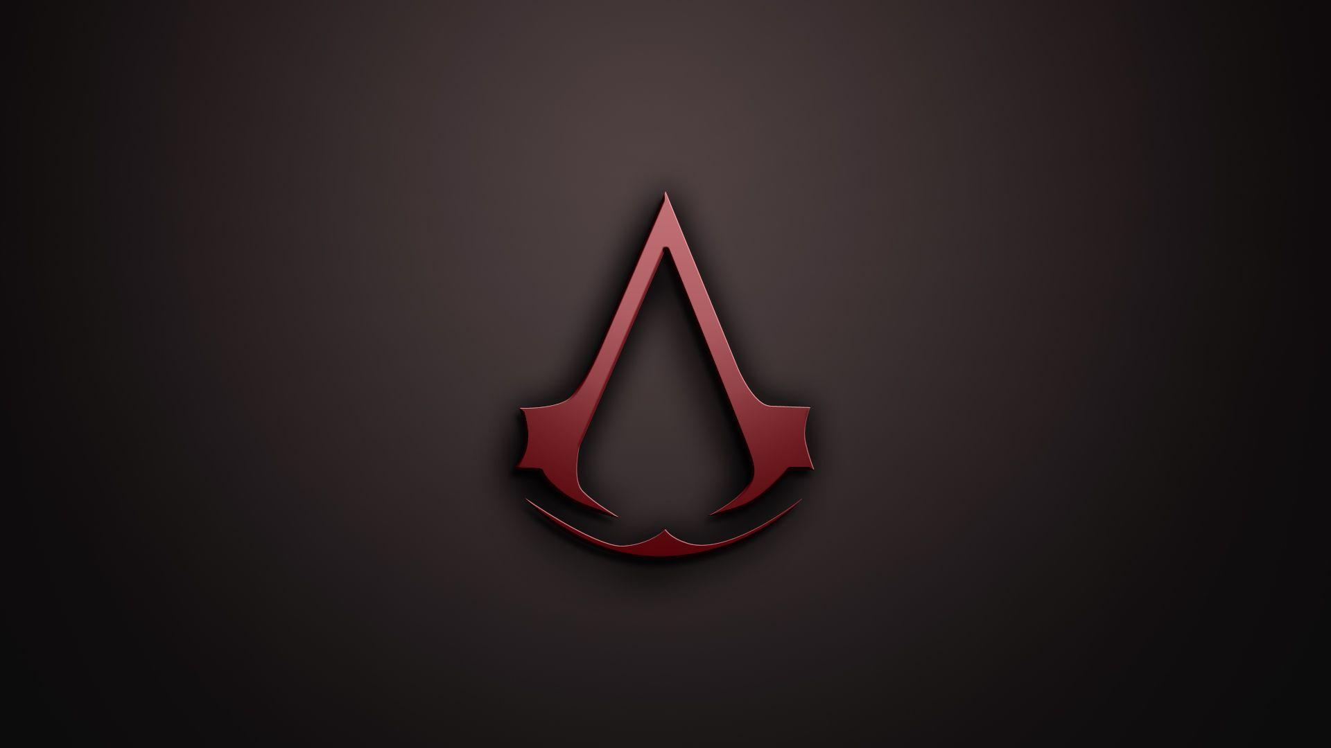 assassin's creed logo wallpapers - wallpaper cave