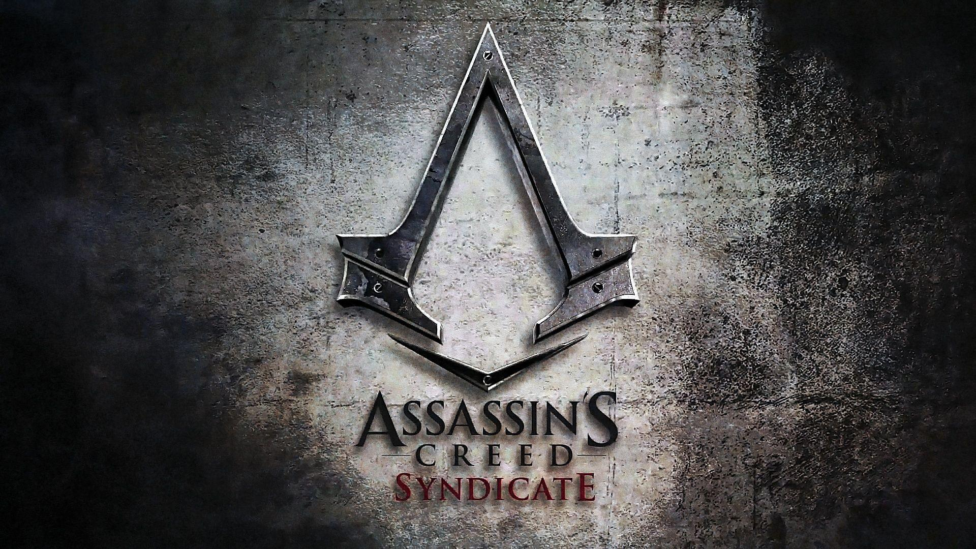 Assassins creed syndicate cool logo wallpapers hd.