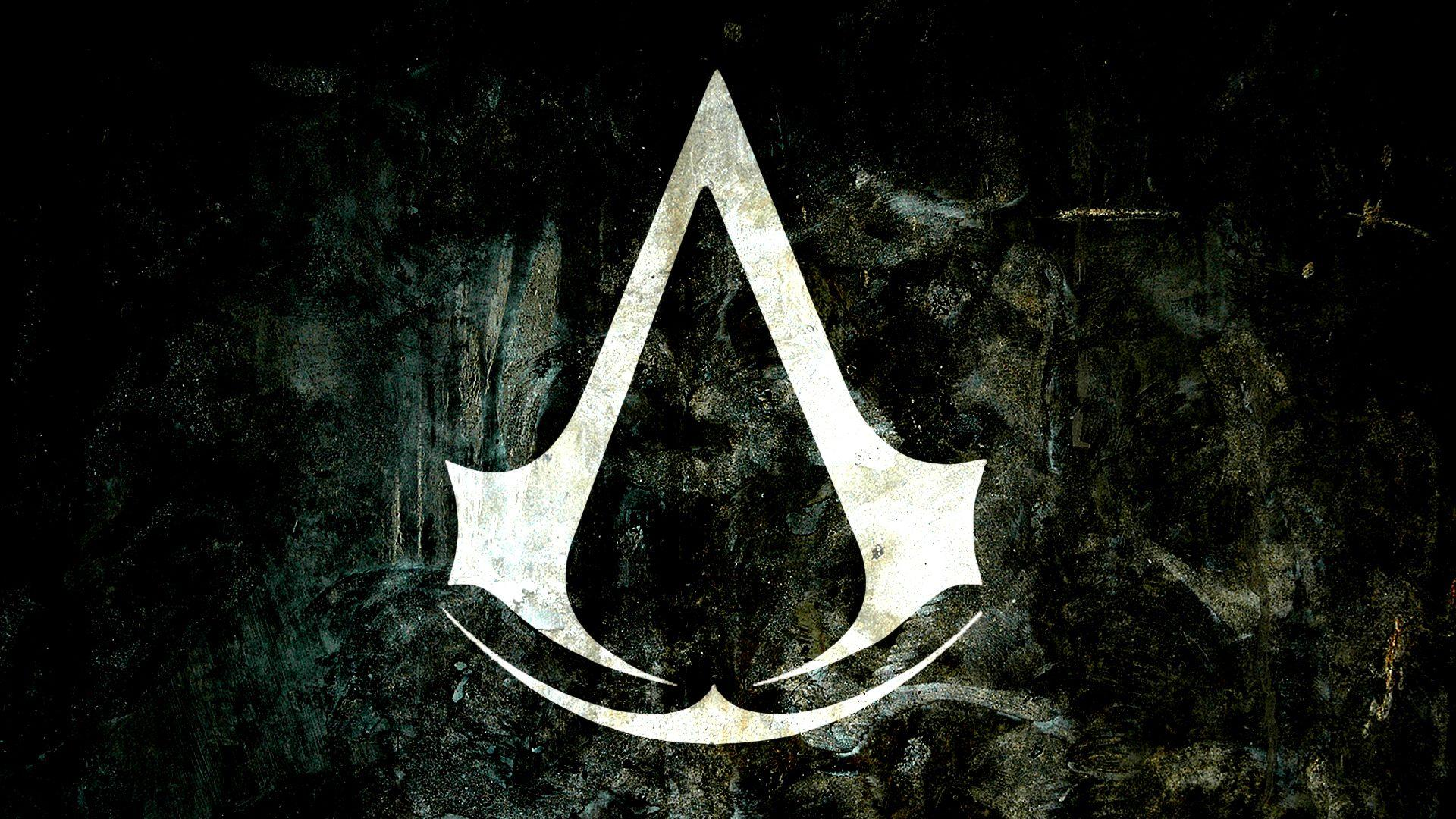 Assassins Creed Game Logo Wallpapers HD