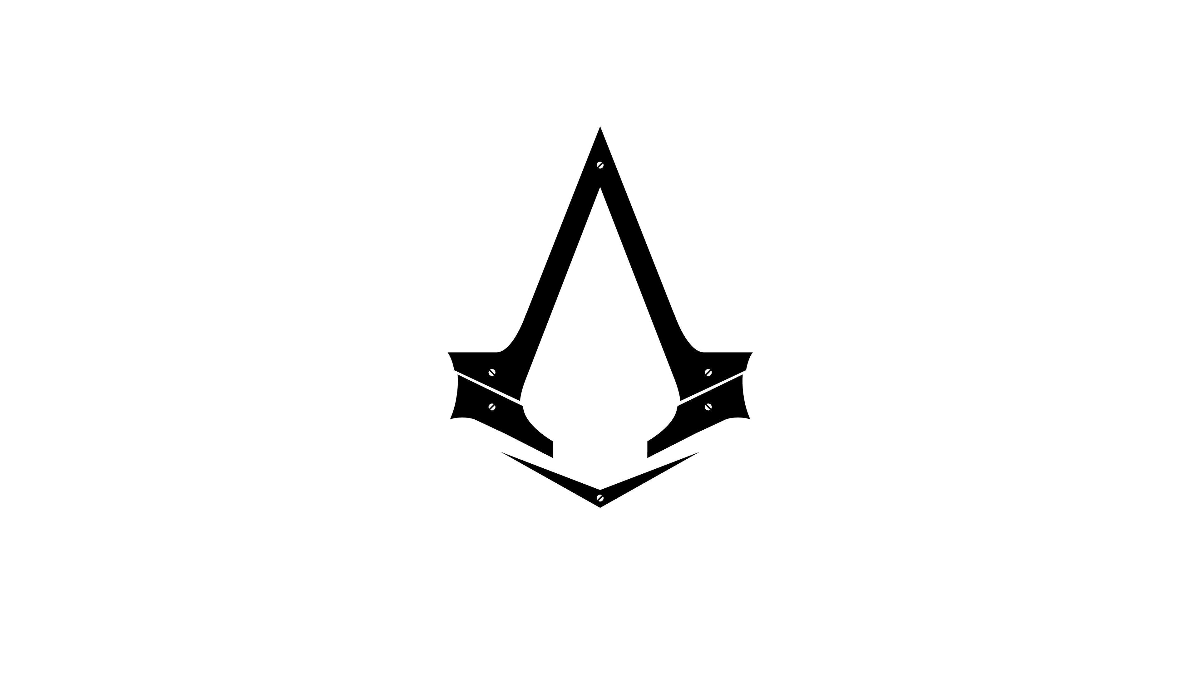Assassin Creed Logo Mobile Wallpapers Wallpaper Cave