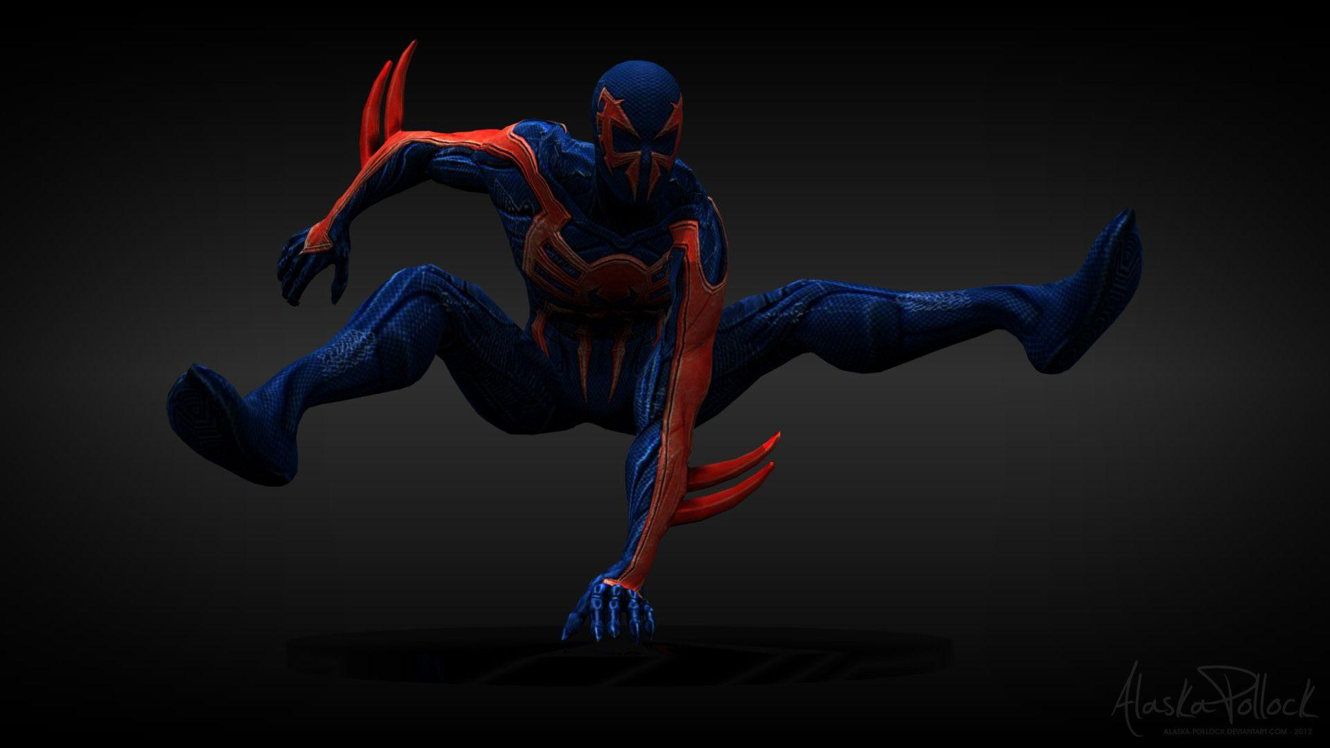 Spider Man 2099 Wallpapers HD
