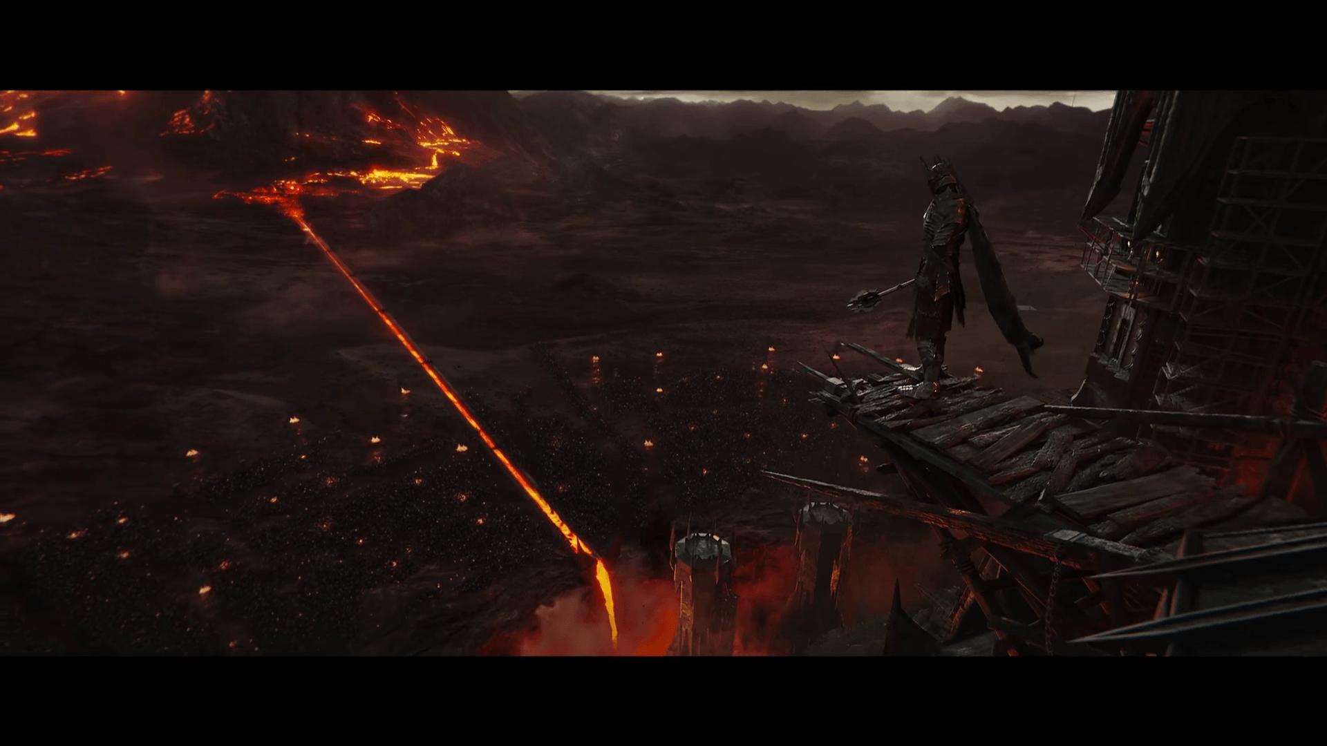 Sauron Wallpapers Wallpaper Cave