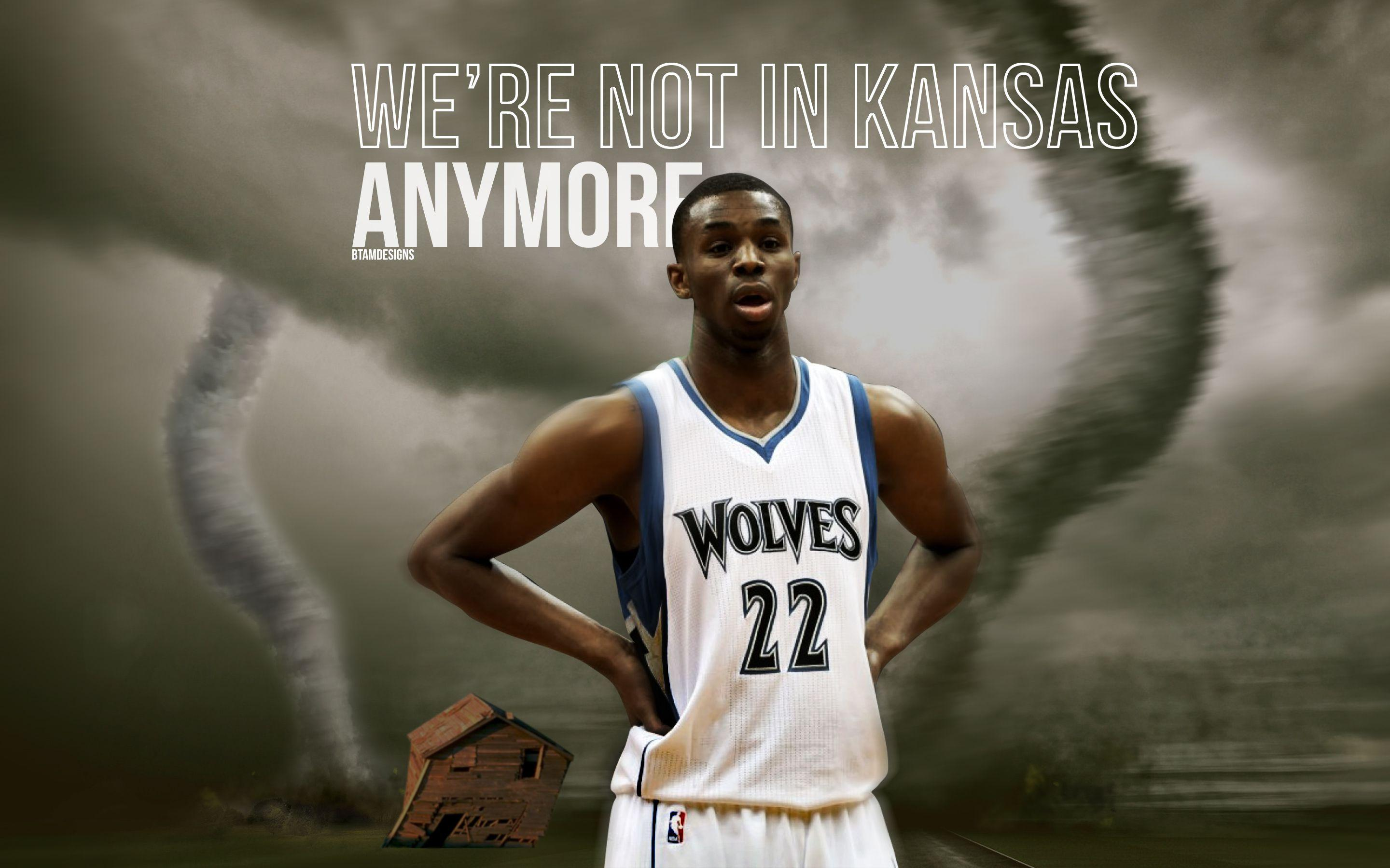 Andrew Wiggins wallpapers by btamdesigns