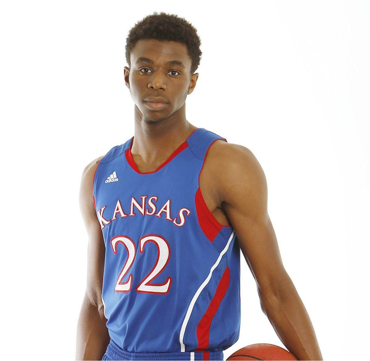 Andrew Wiggins appears on Sports Illustrated cover