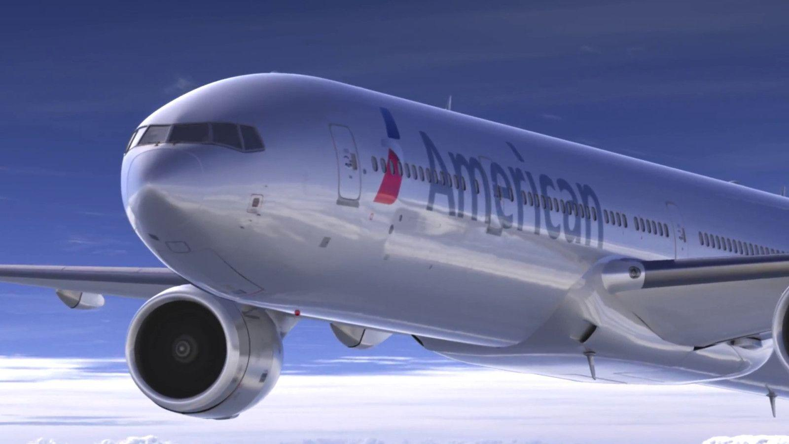 American Airlines Wallpapers Wallpaper Cave