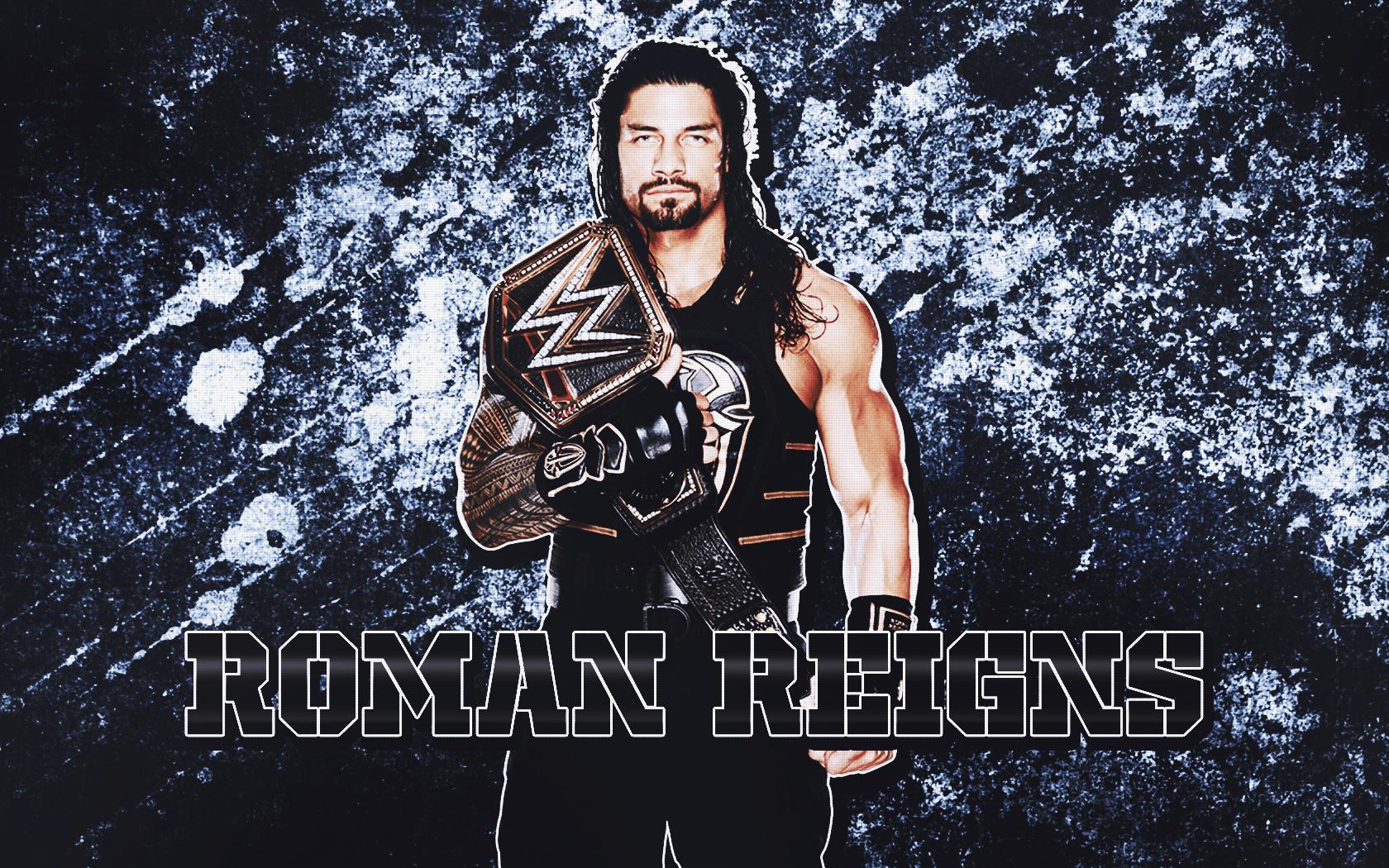 Hd Roman Reigns Wallpaper: Roman Reigns Championship Wallpapers