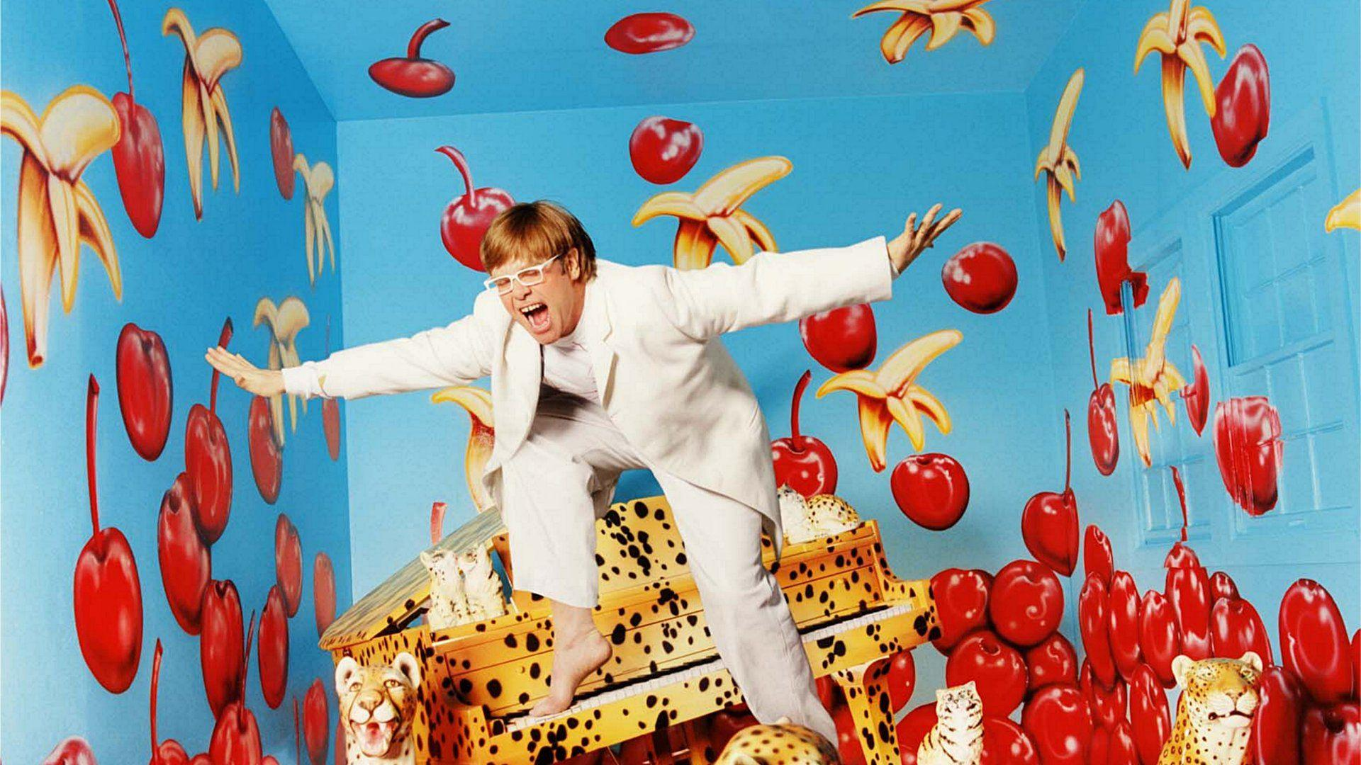 Elton John Full HD Wallpapers and Backgrounds