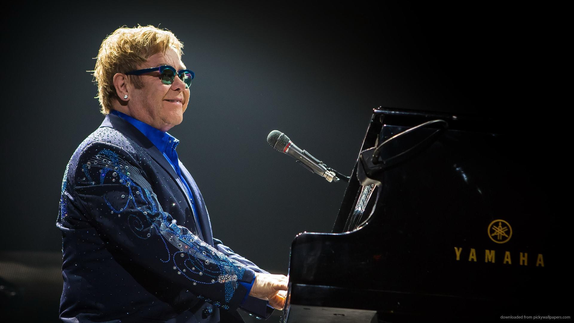 Elton John Widescreen HD Wallpapers Picture For iPhone, Blackberry