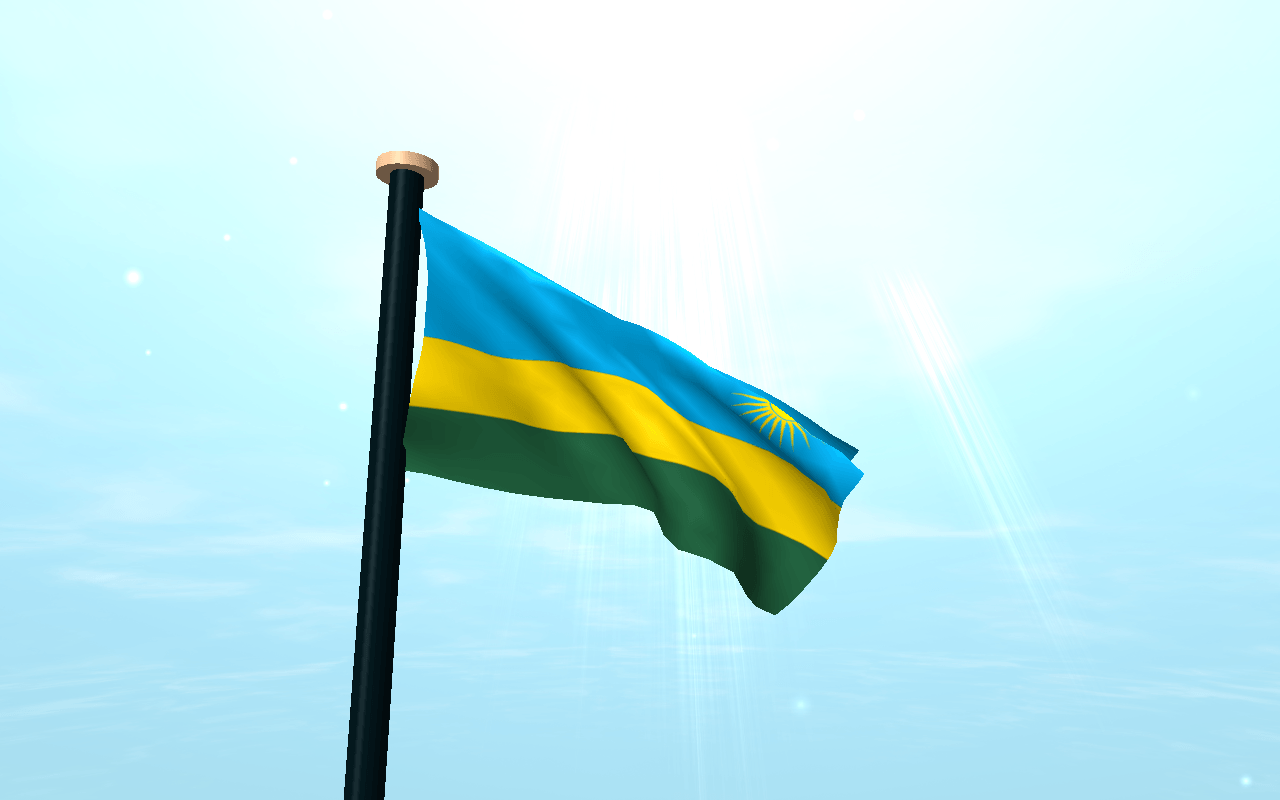 Rwanda Flag 3D Free Wallpaper - Android Apps on Google Play