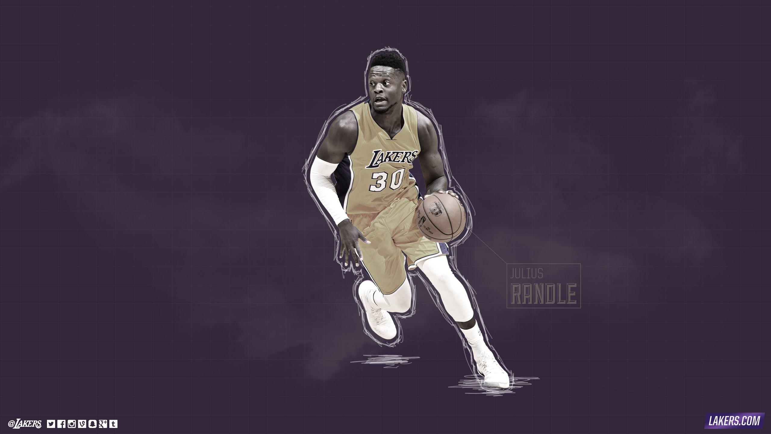 Lakers Wallpapers And Infographics: Basketball Player Wallpapers