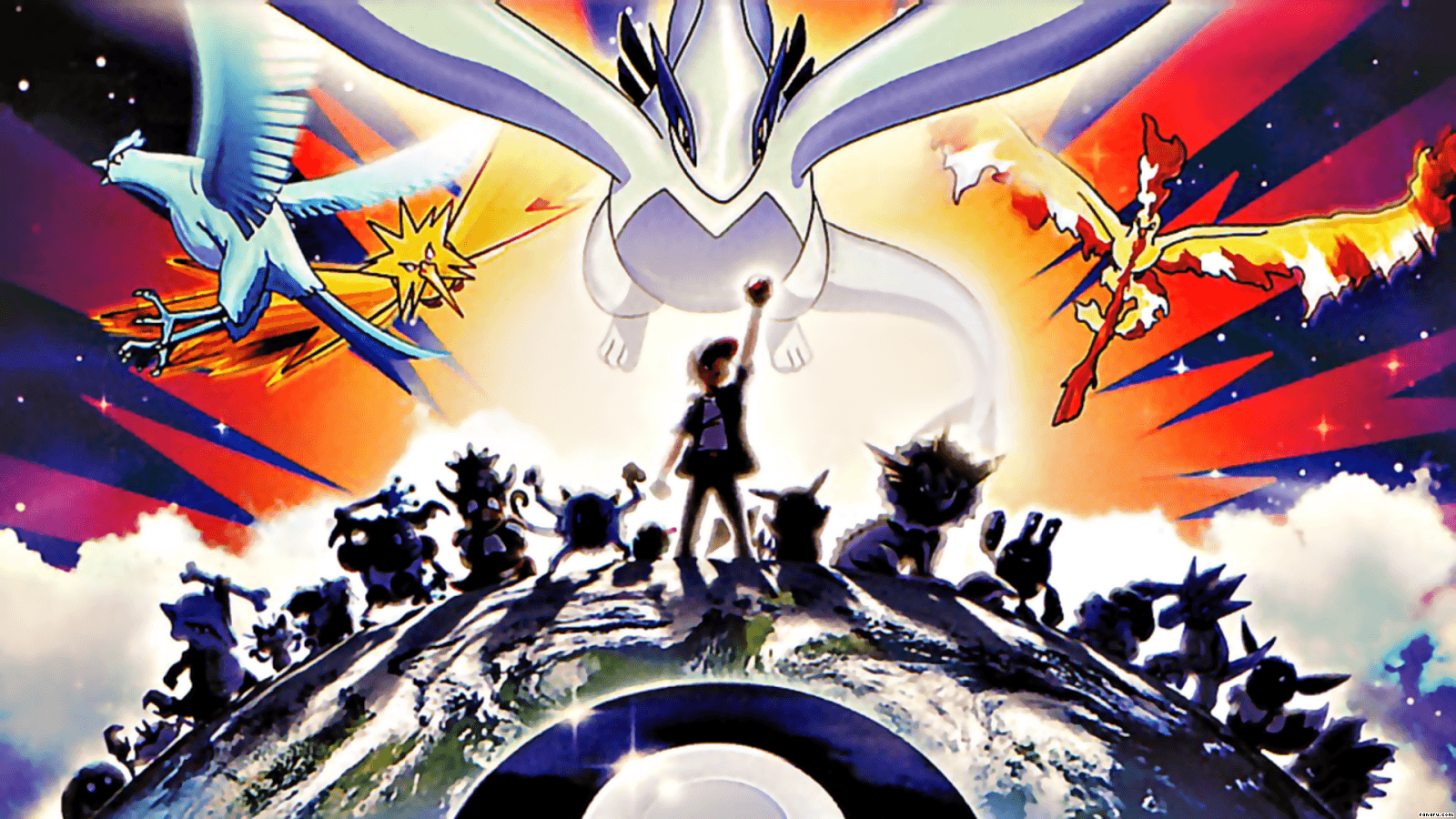 Highres wallpapers pokemon legendary In Image Wallpapers with