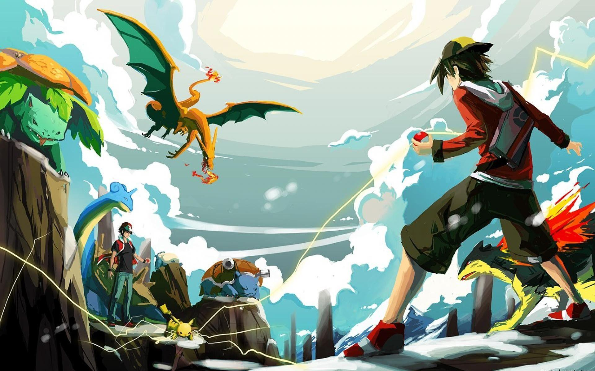 25+ HD Pokemon wallpapers ·① Download free cool wallpapers for