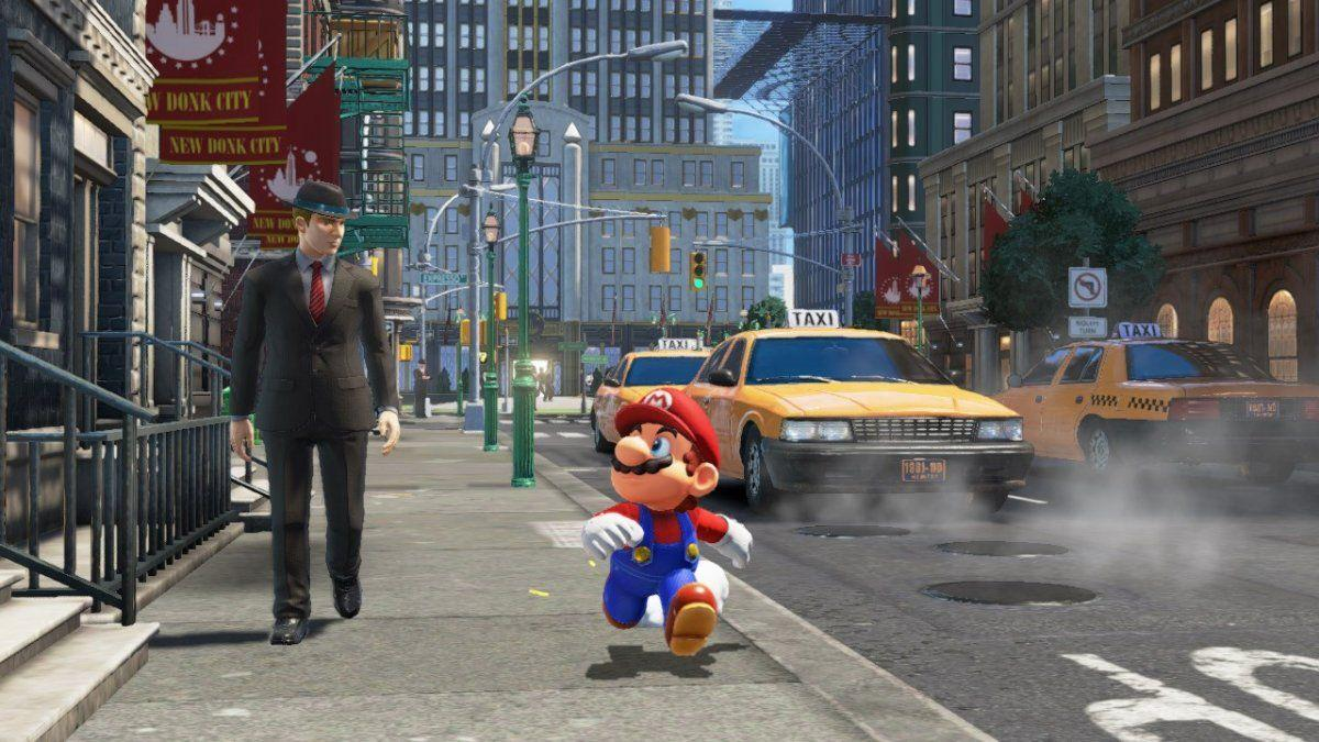 Super Mario Odyssey': PHOTOS, TRAILER